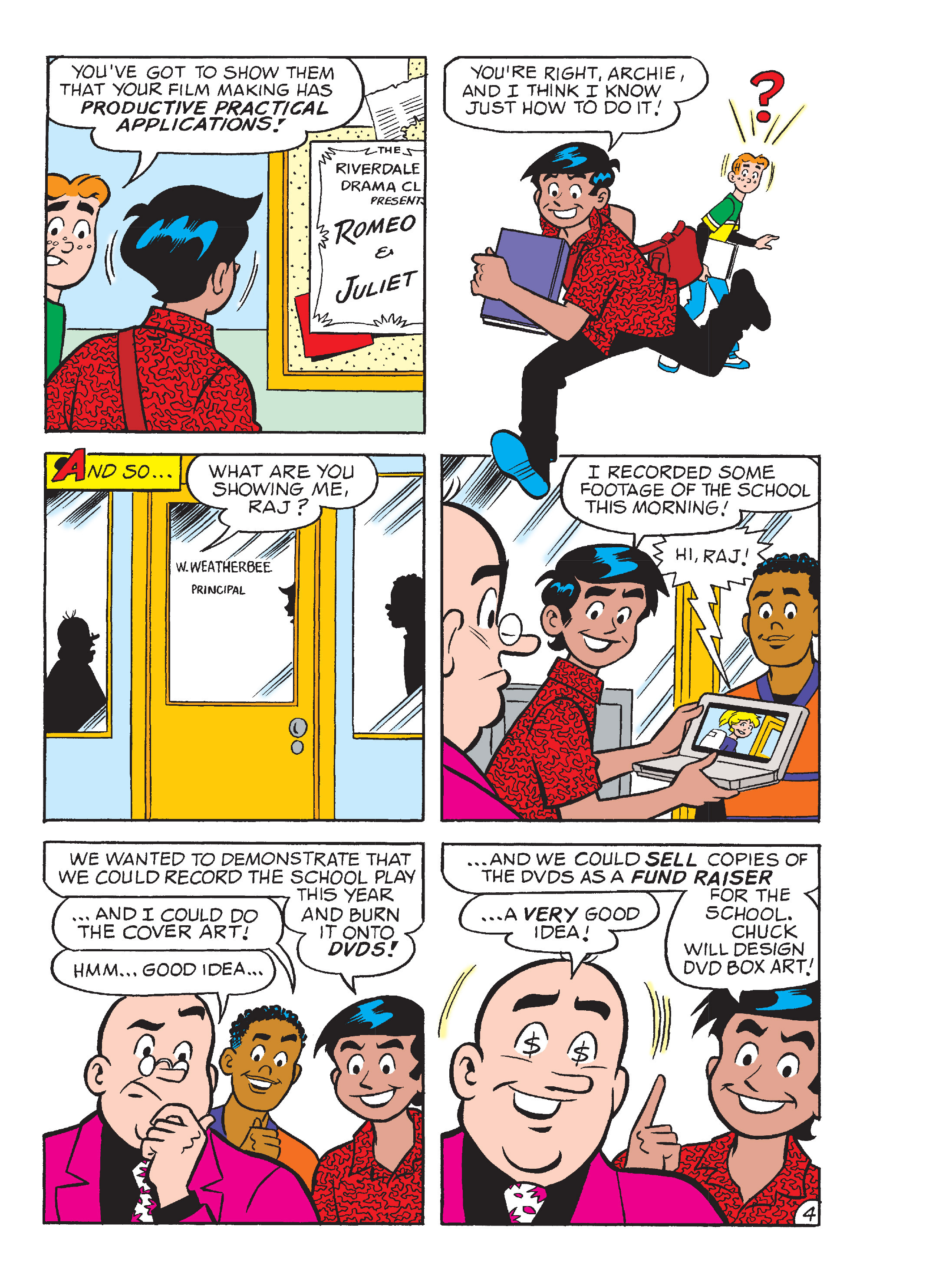 Read online Archie's Funhouse Double Digest comic -  Issue #13 - 27