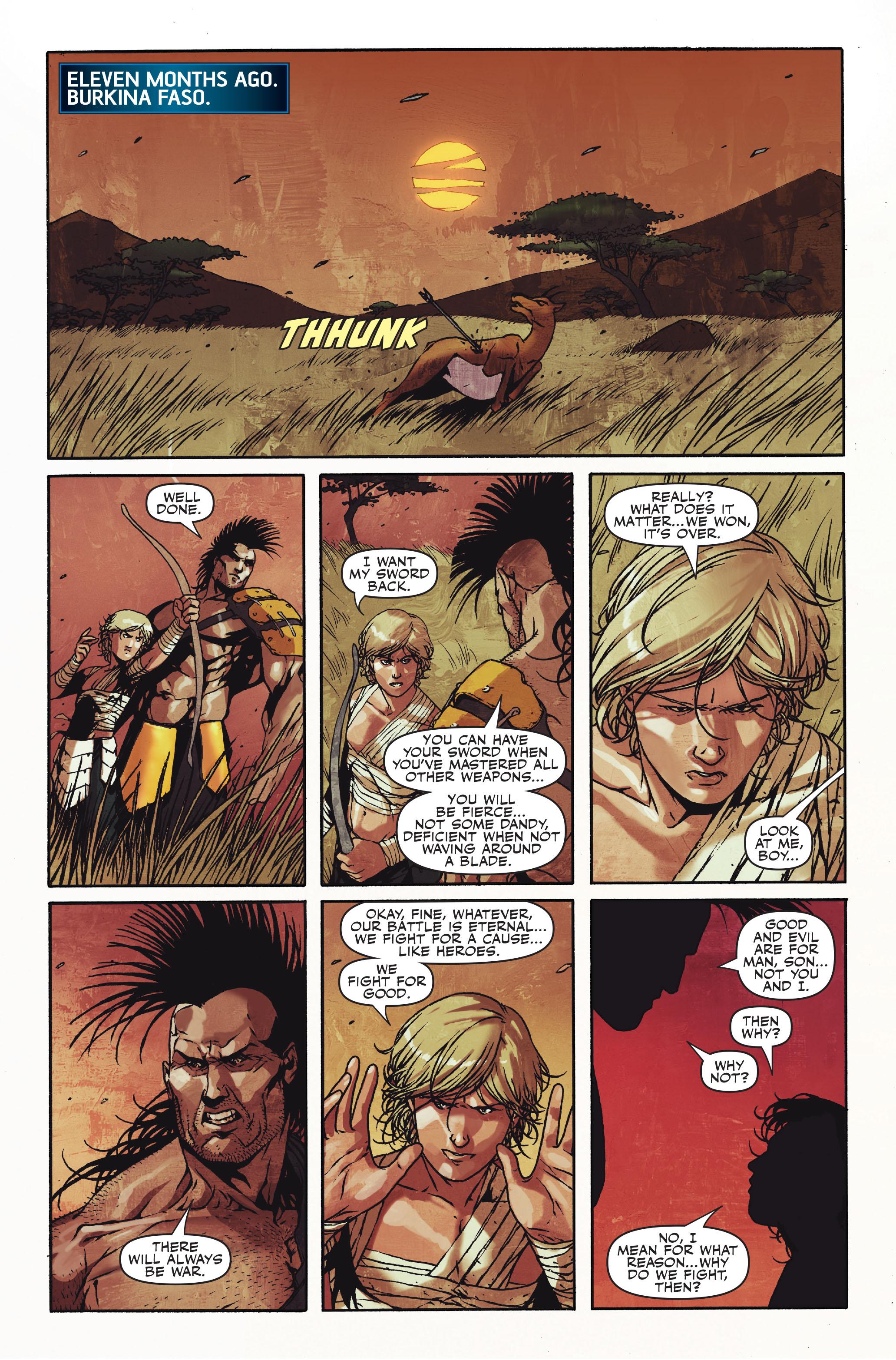 Read online Secret Warriors comic -  Issue #10 - 9