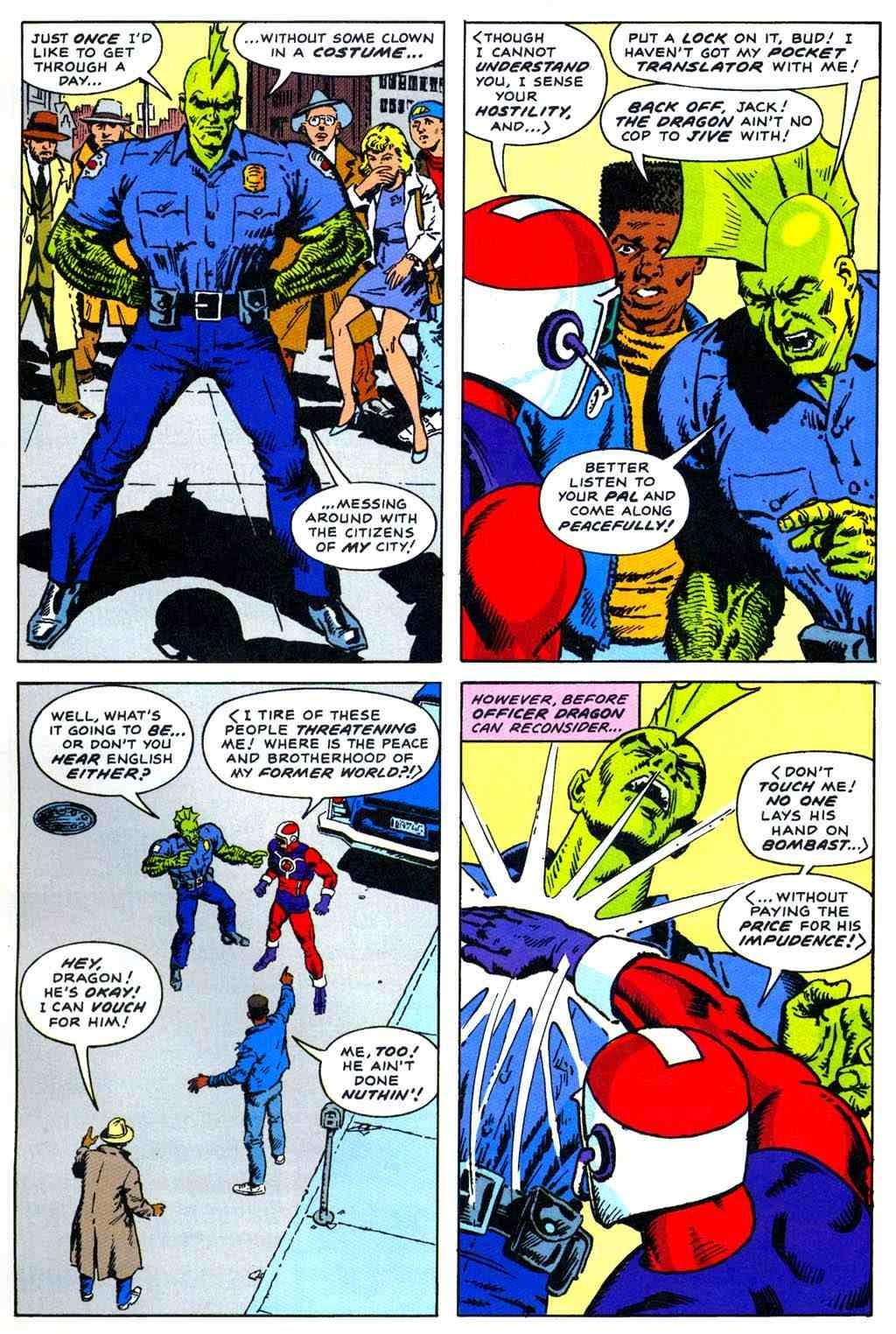 Read online Bombast comic -  Issue # Full - 15