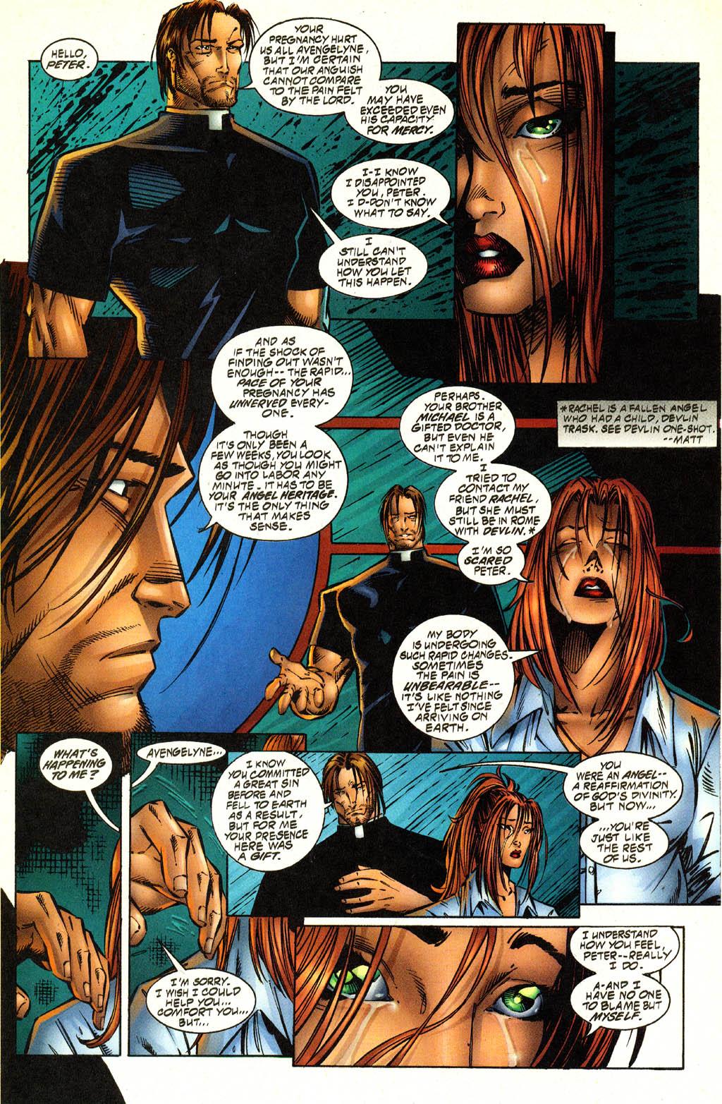 Read online Avengelyne (1996) comic -  Issue #2 - 6
