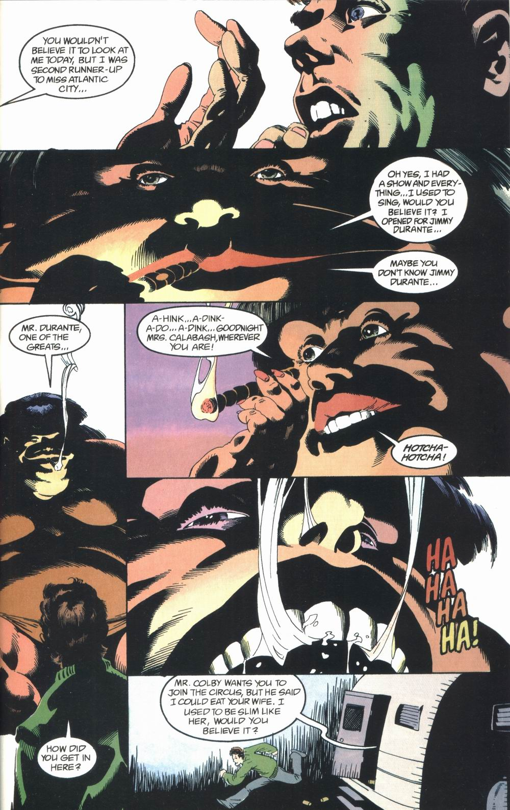 Read online Deadman: Love After Death comic -  Issue #1 - 45