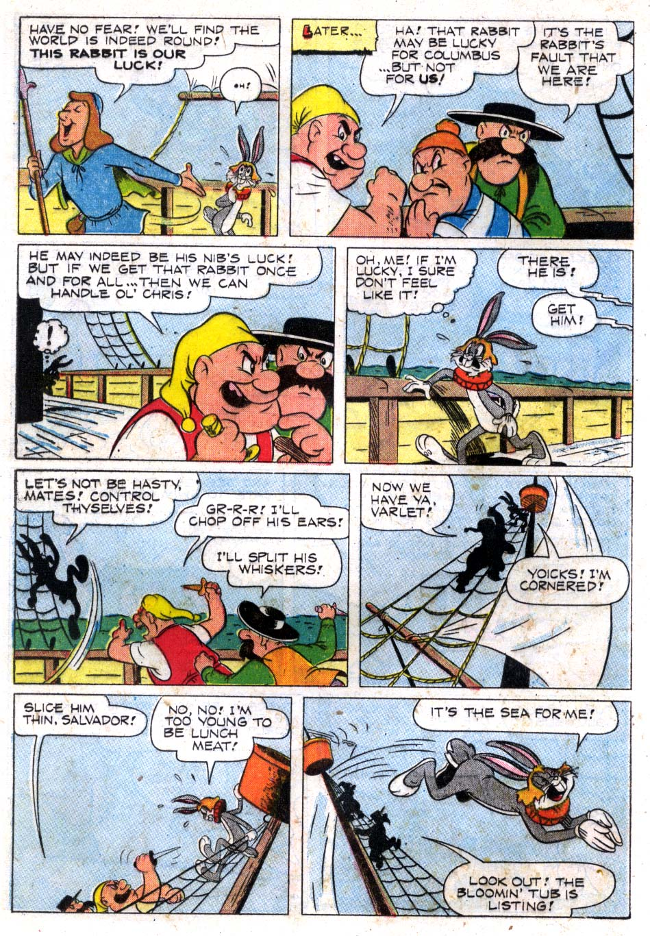 Four Color Comics issue 498 - Page 24