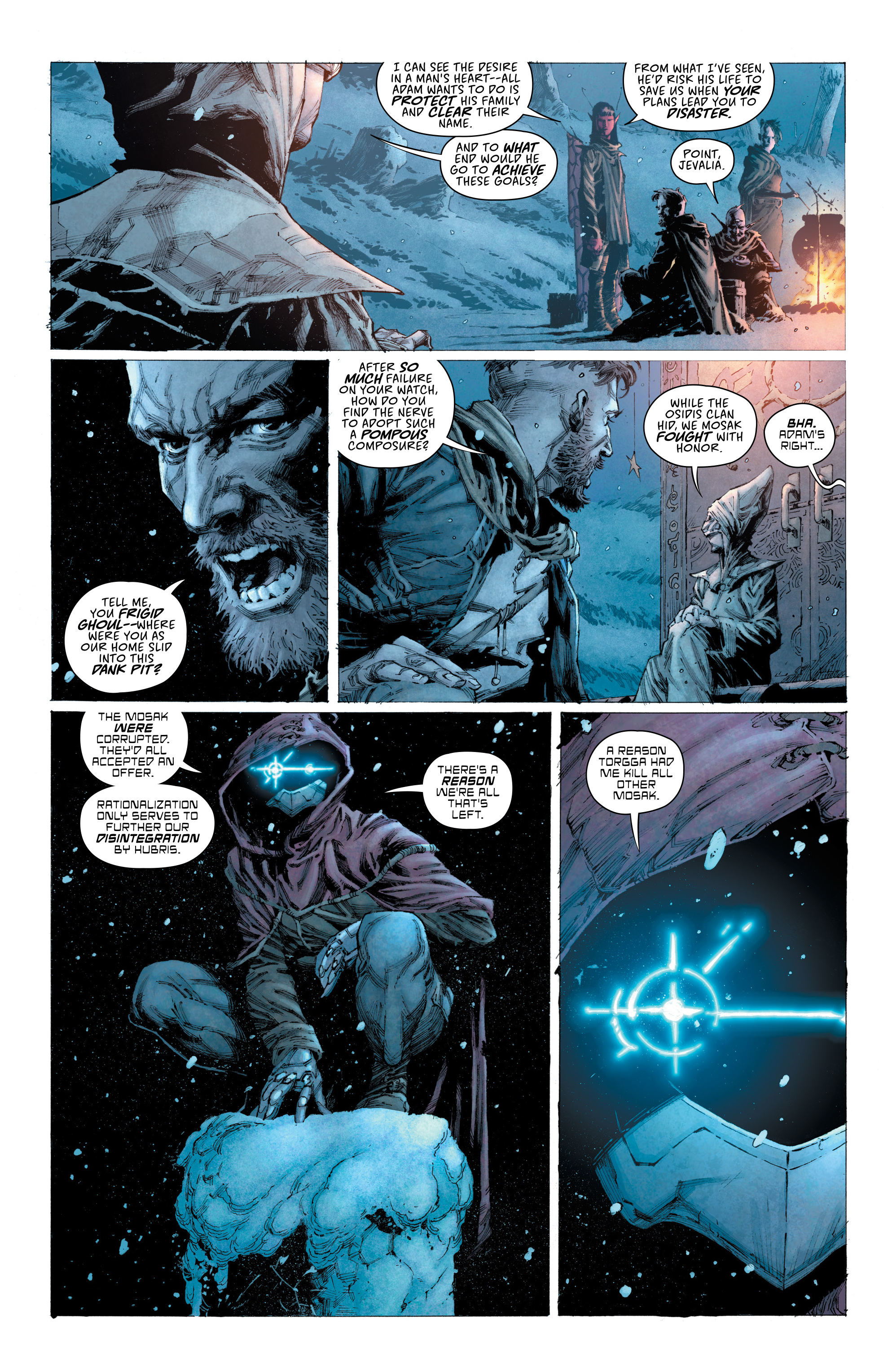 Read online Seven To Eternity comic -  Issue #4 - 6