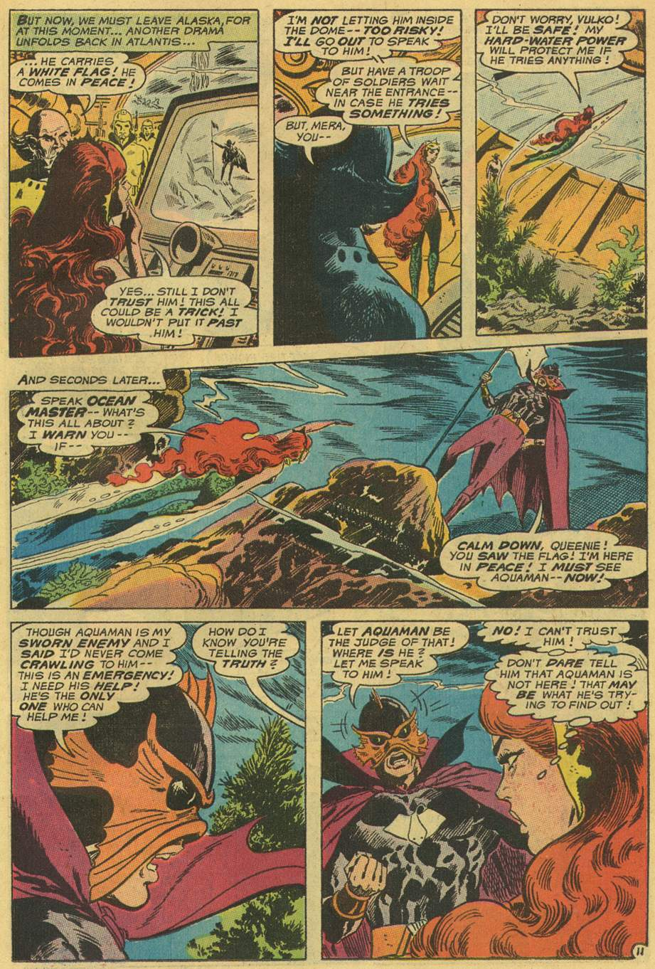 Read online Adventure Comics (1938) comic -  Issue #501 - 69