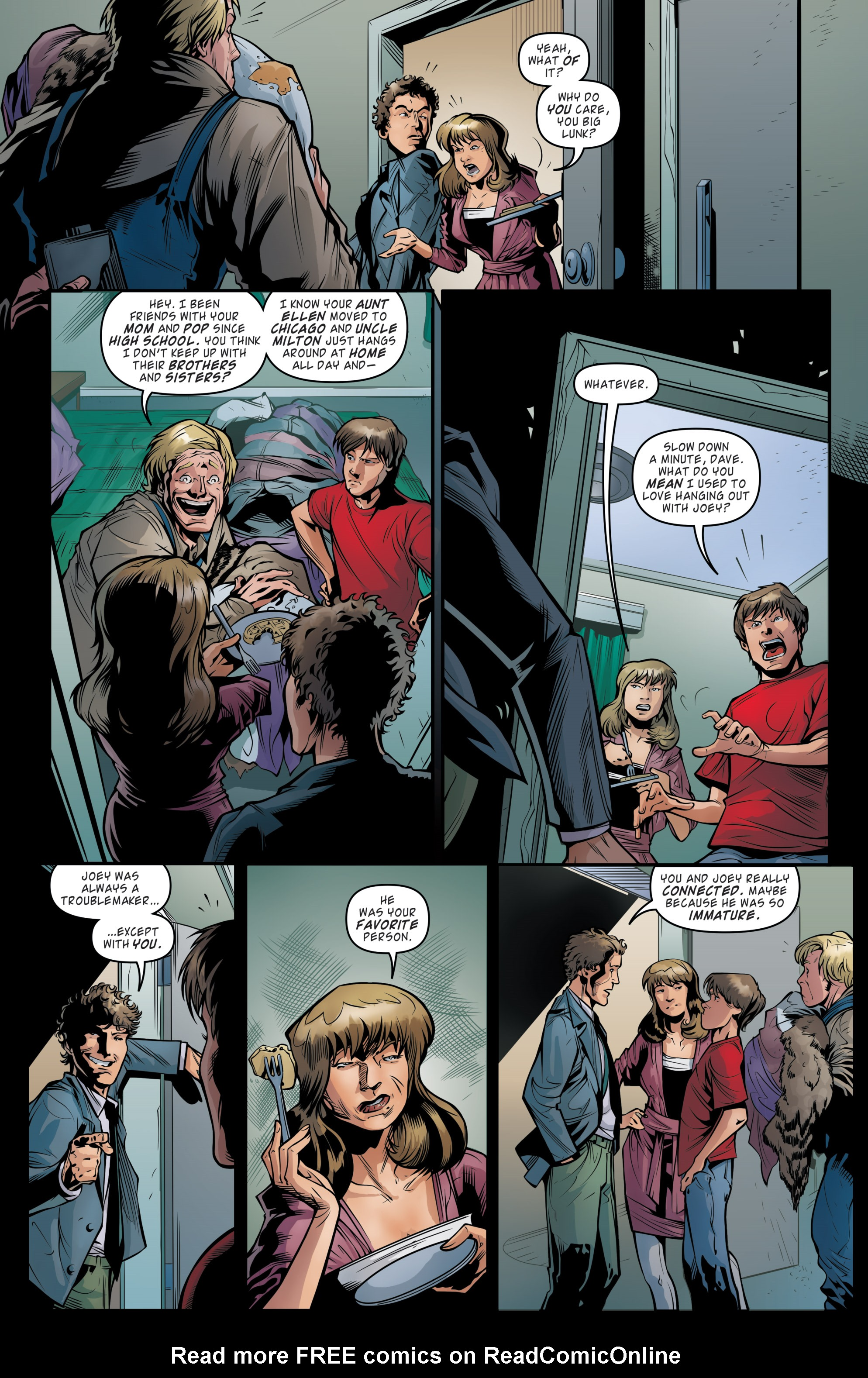 Read online Back to the Future (2015) comic -  Issue #19 - 10