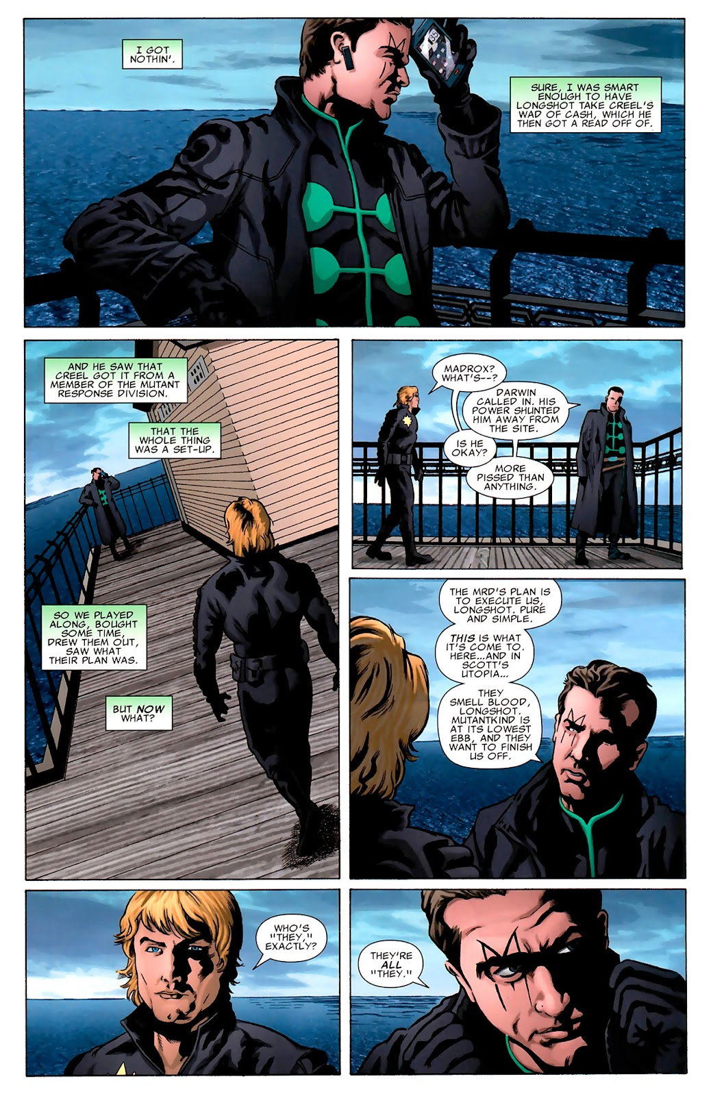 Read online X-Men: Second Coming Revelations comic -  Issue # TPB (Part 2) - 89