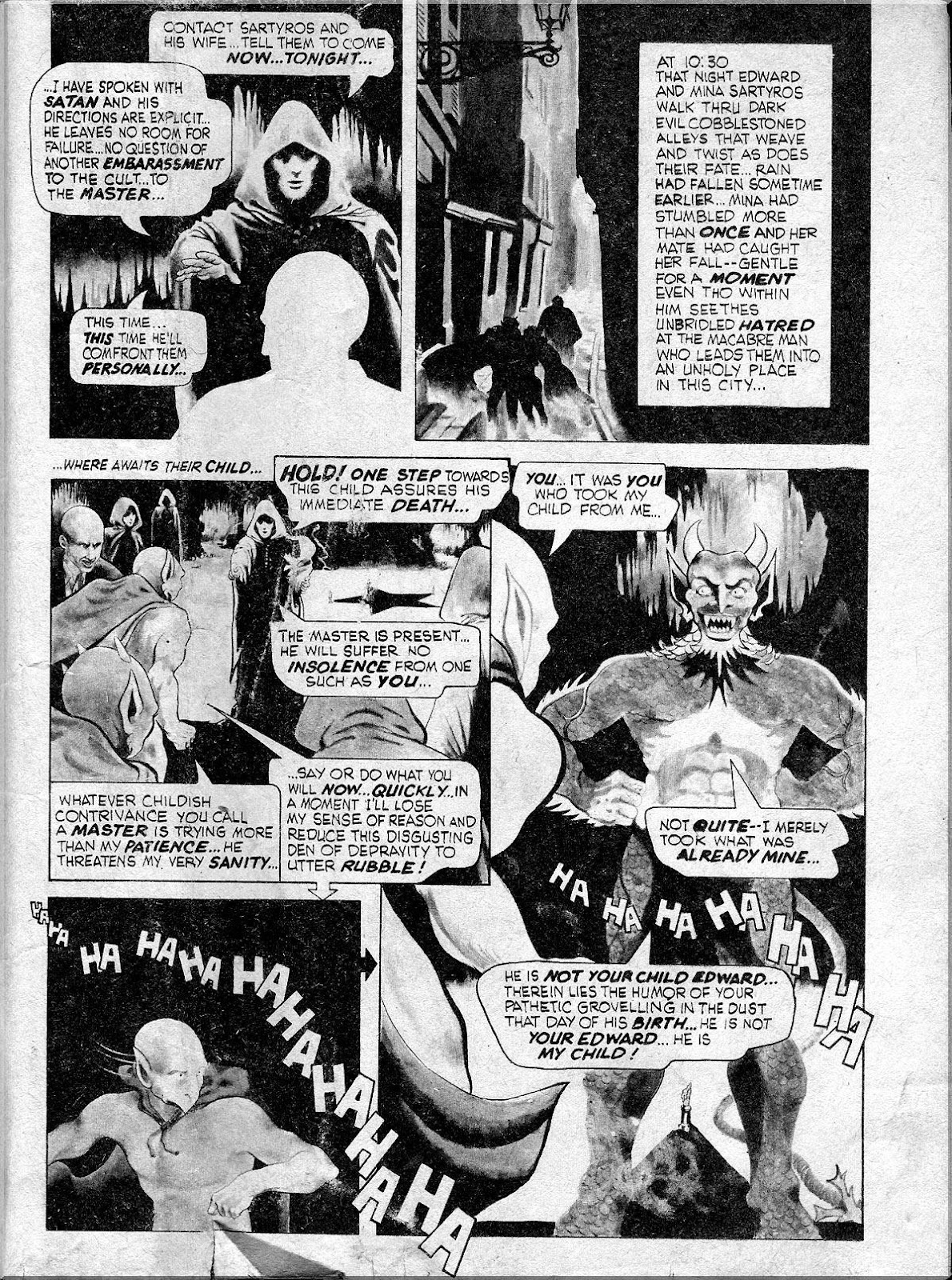 Nightmare (1970) issue 10 - Page 64