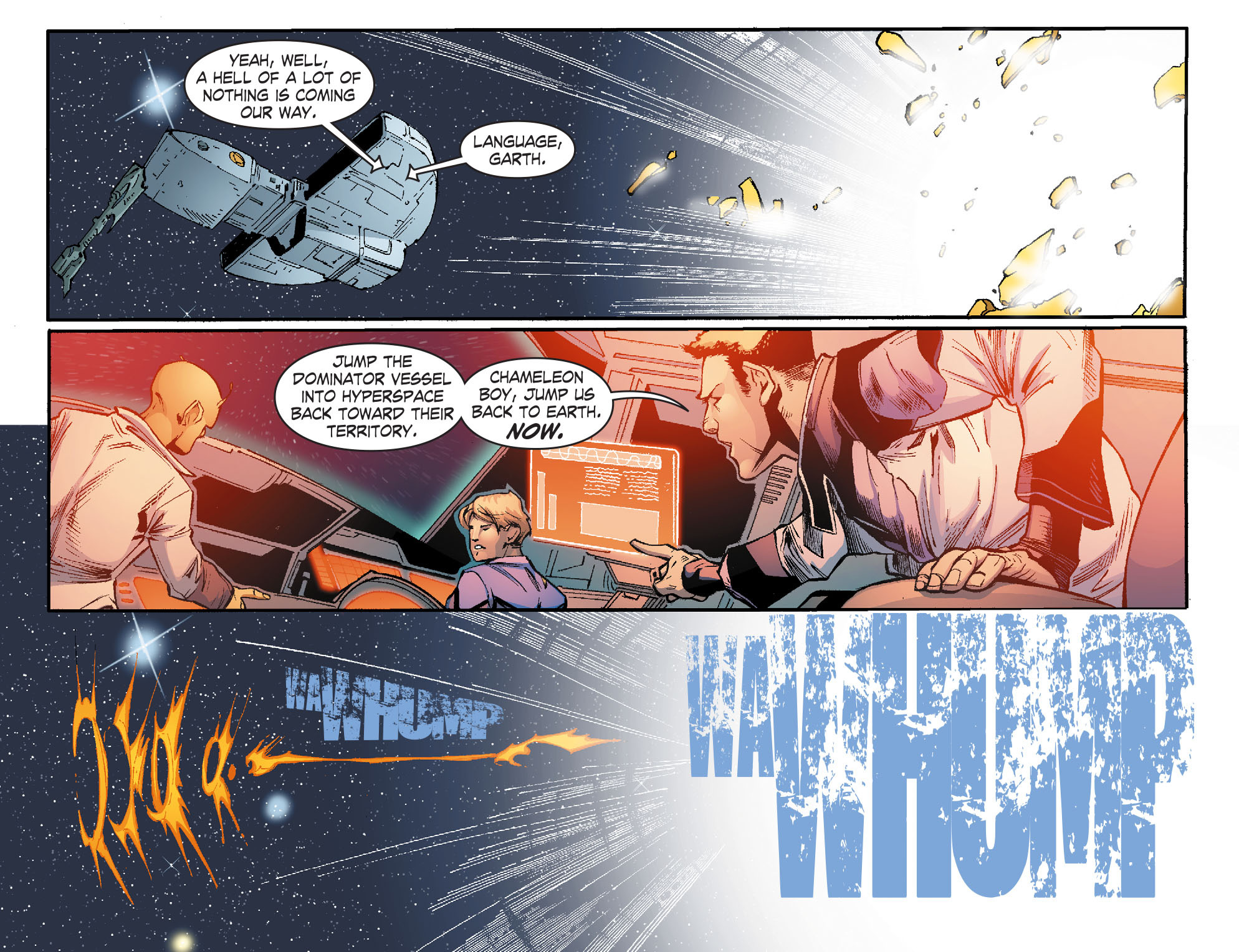 Read online Smallville: Continuity comic -  Issue #1 - 8