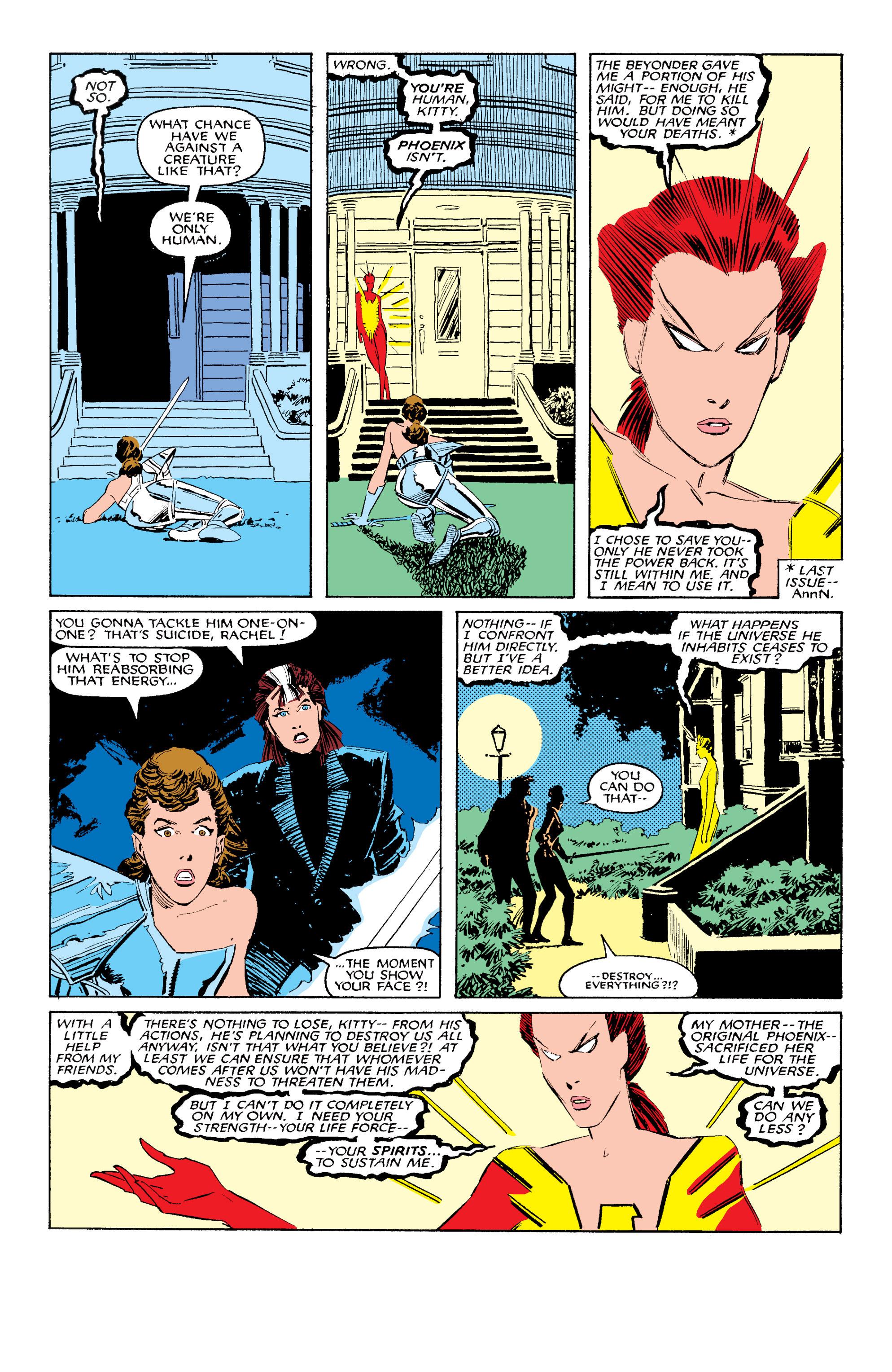 Read online Uncanny X-Men (1963) comic -  Issue #203 - 8