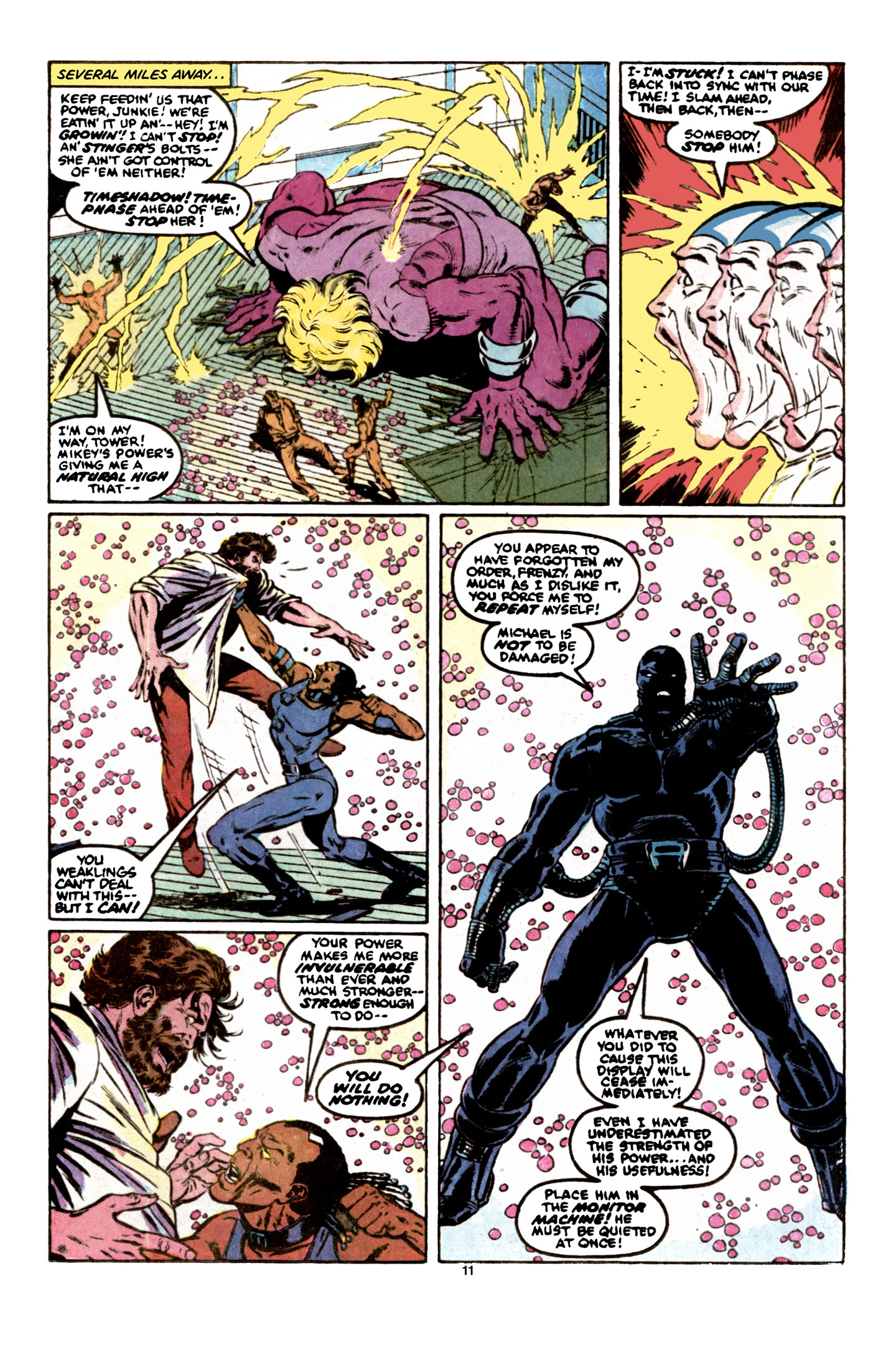 Read online X-Factor (1986) comic -  Issue #6 - 12