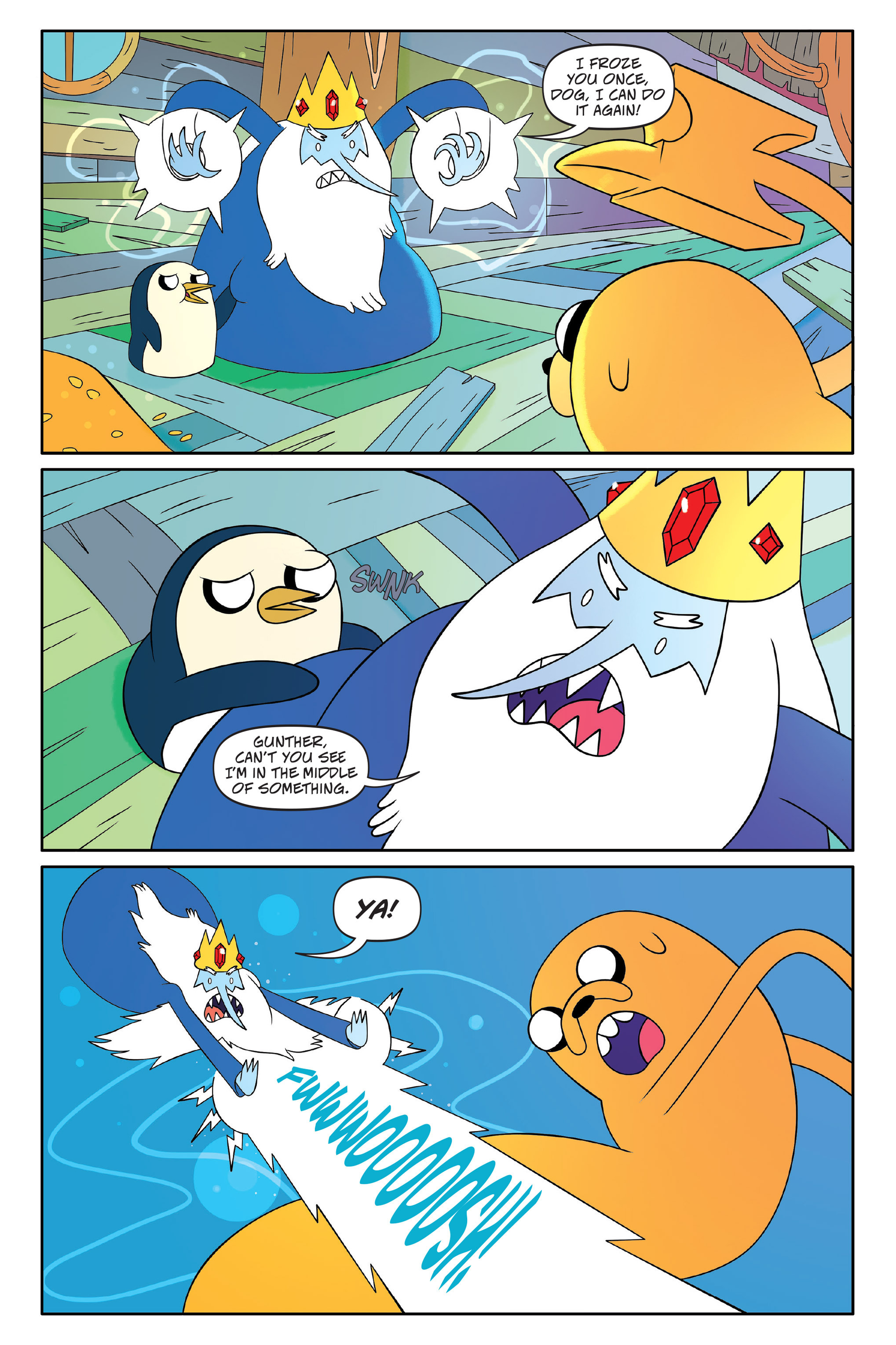 Read online Adventure Time comic -  Issue #Adventure Time _TPB 7 - 125