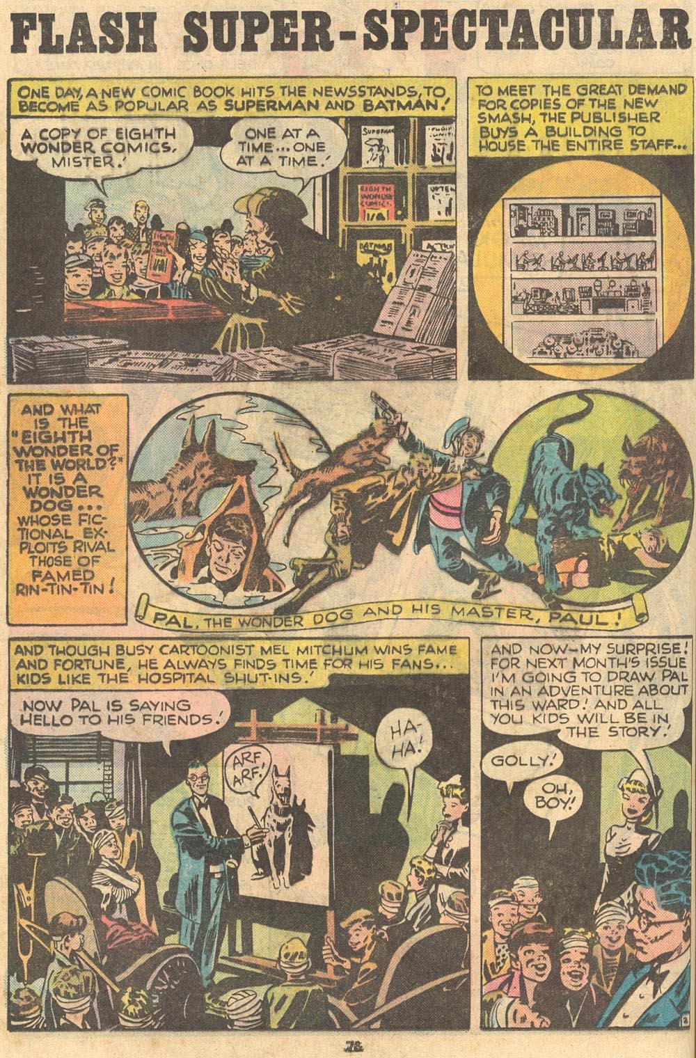 Read online Adventure Comics (1938) comic -  Issue #121 - 40