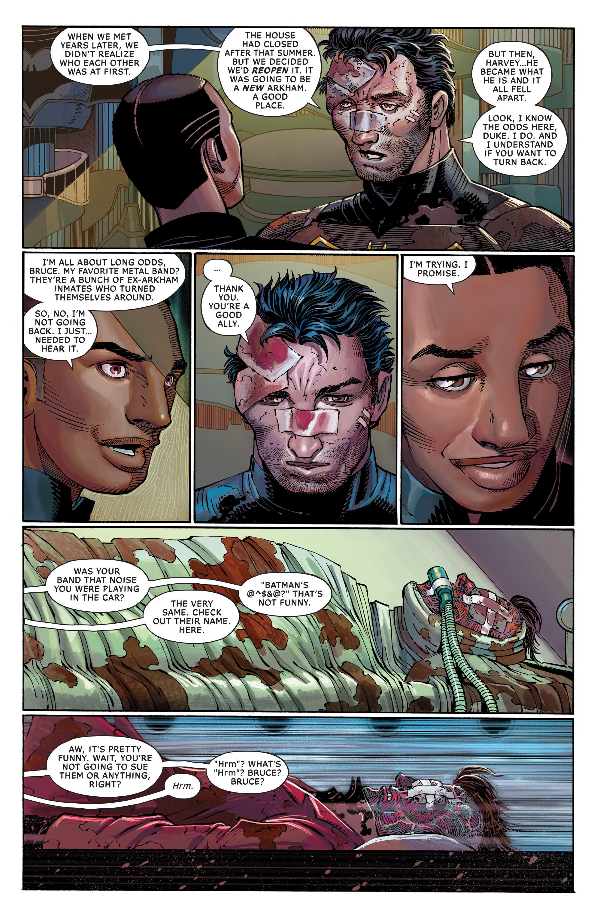 Read online All-Star Batman comic -  Issue #3 - 21