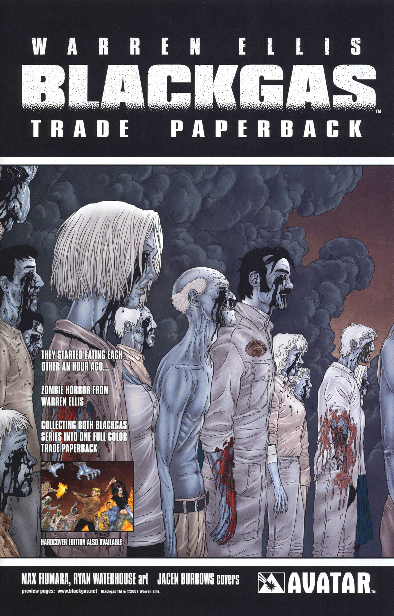 Read online Garth Ennis' Streets of Glory comic -  Issue #1 - 35