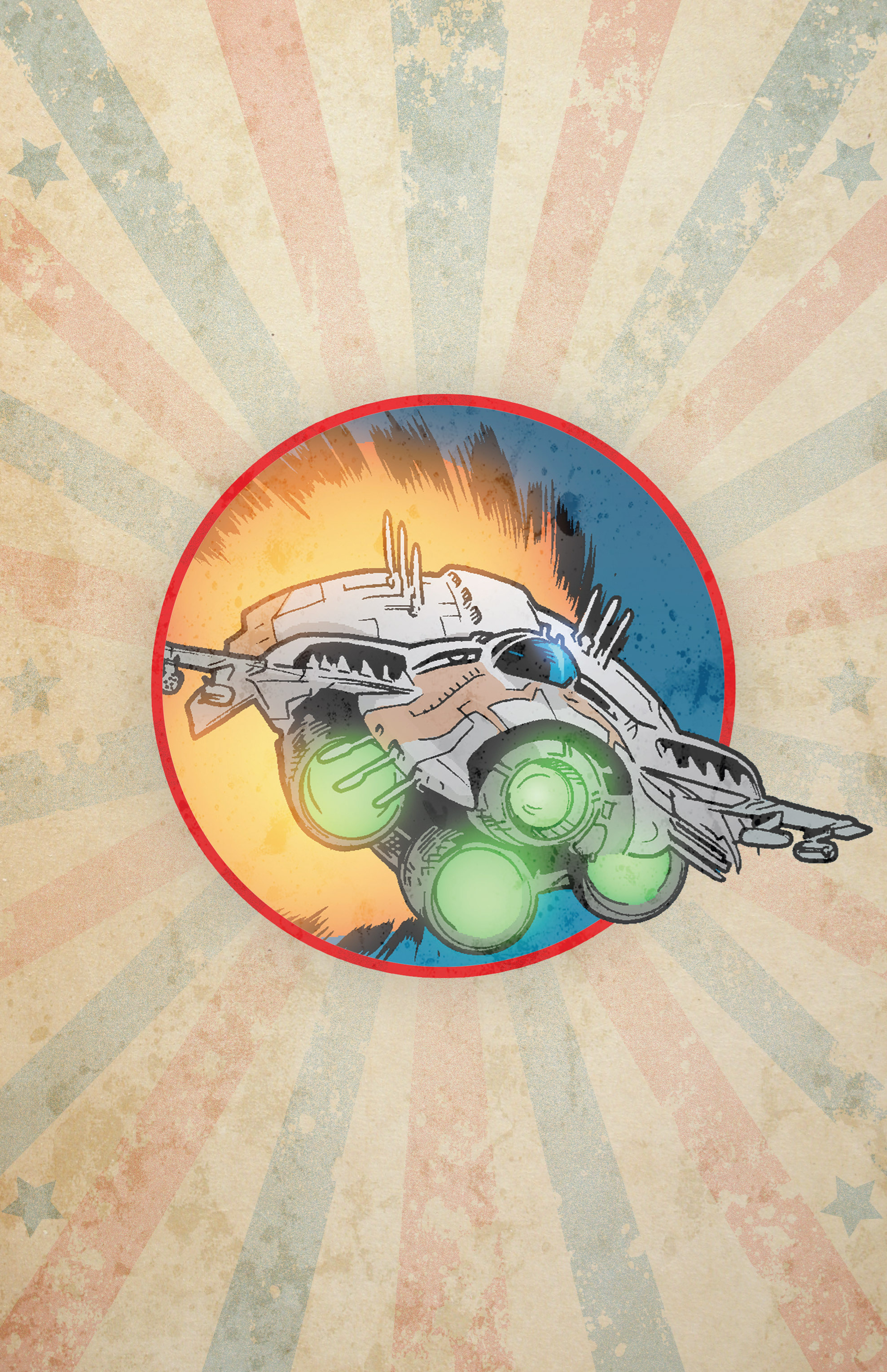Read online Shockrockets comic -  Issue # TPB - 30
