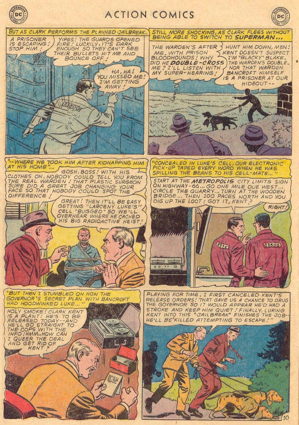 Read online Action Comics (1938) comic -  Issue #323 - 12
