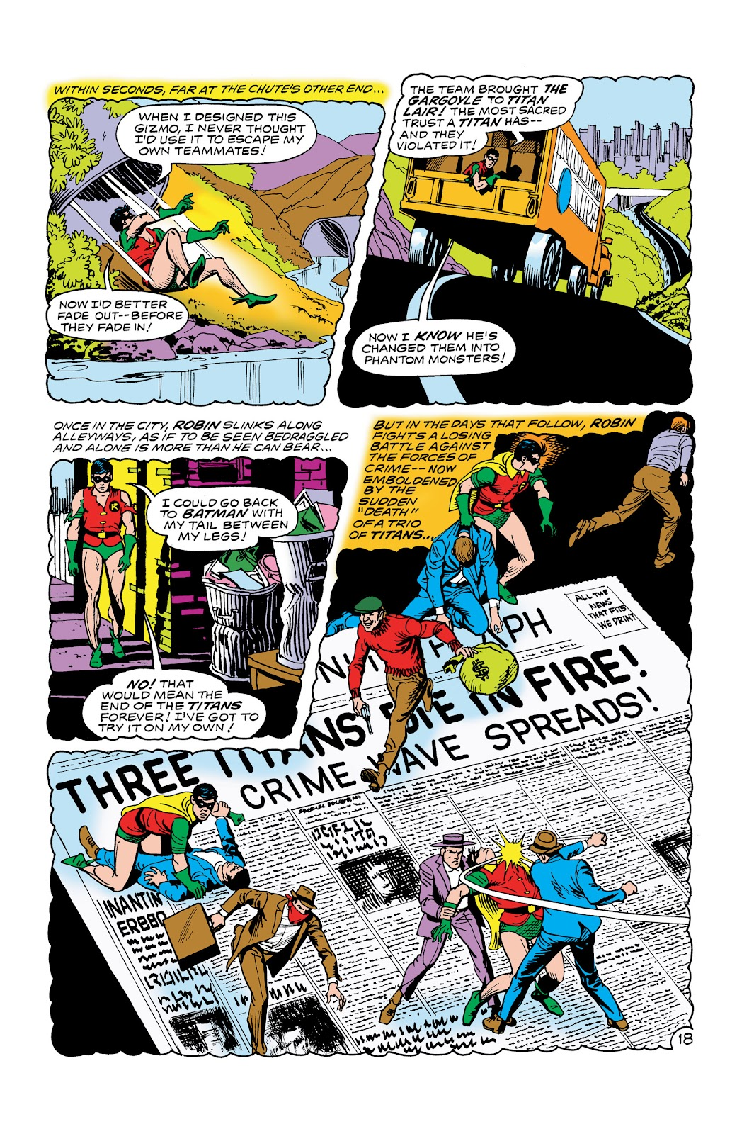 Teen Titans (1966) issue 14 - Page 19