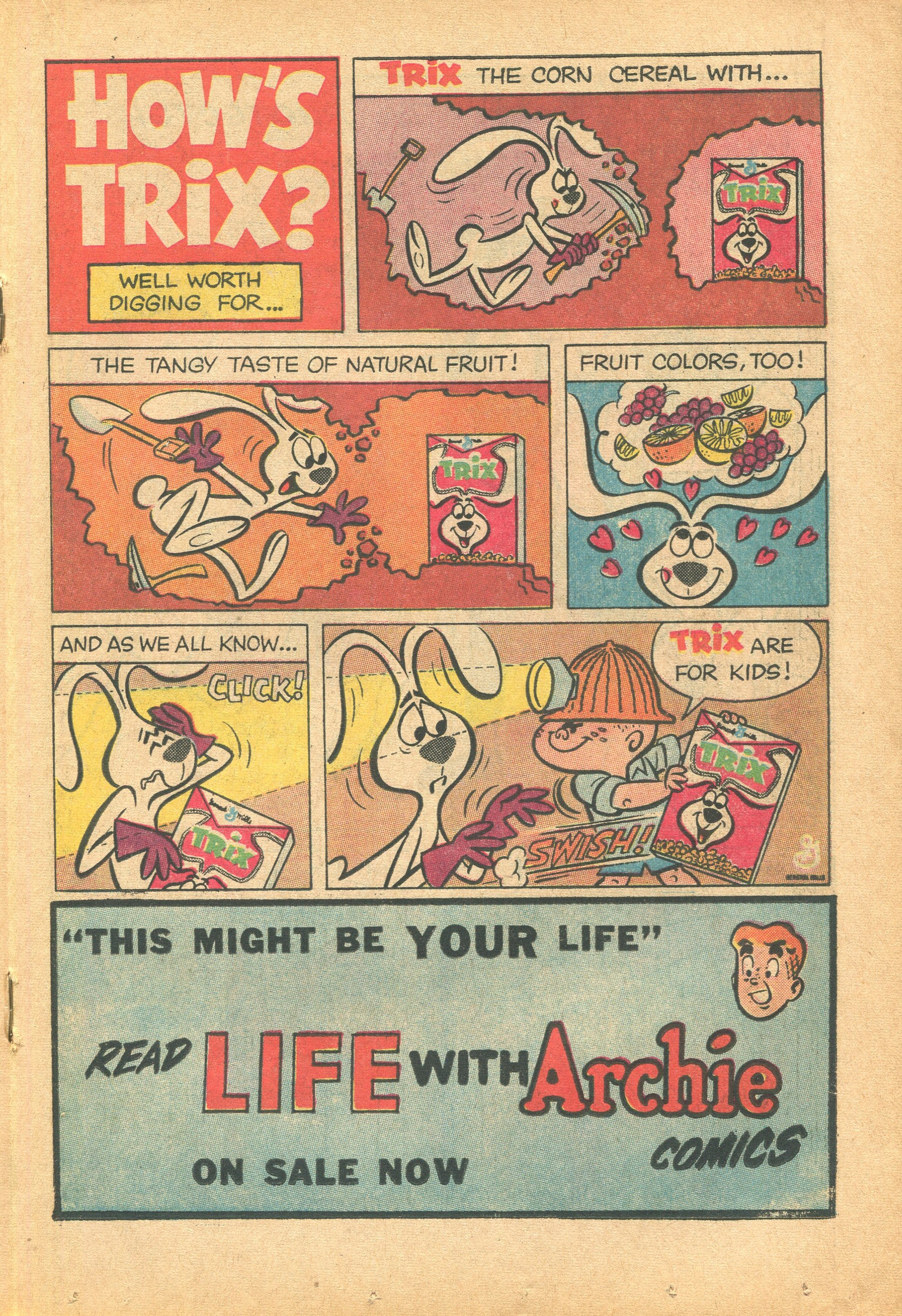 Read online Archie's Pal Jughead Comics comic -  Issue #124 - 19