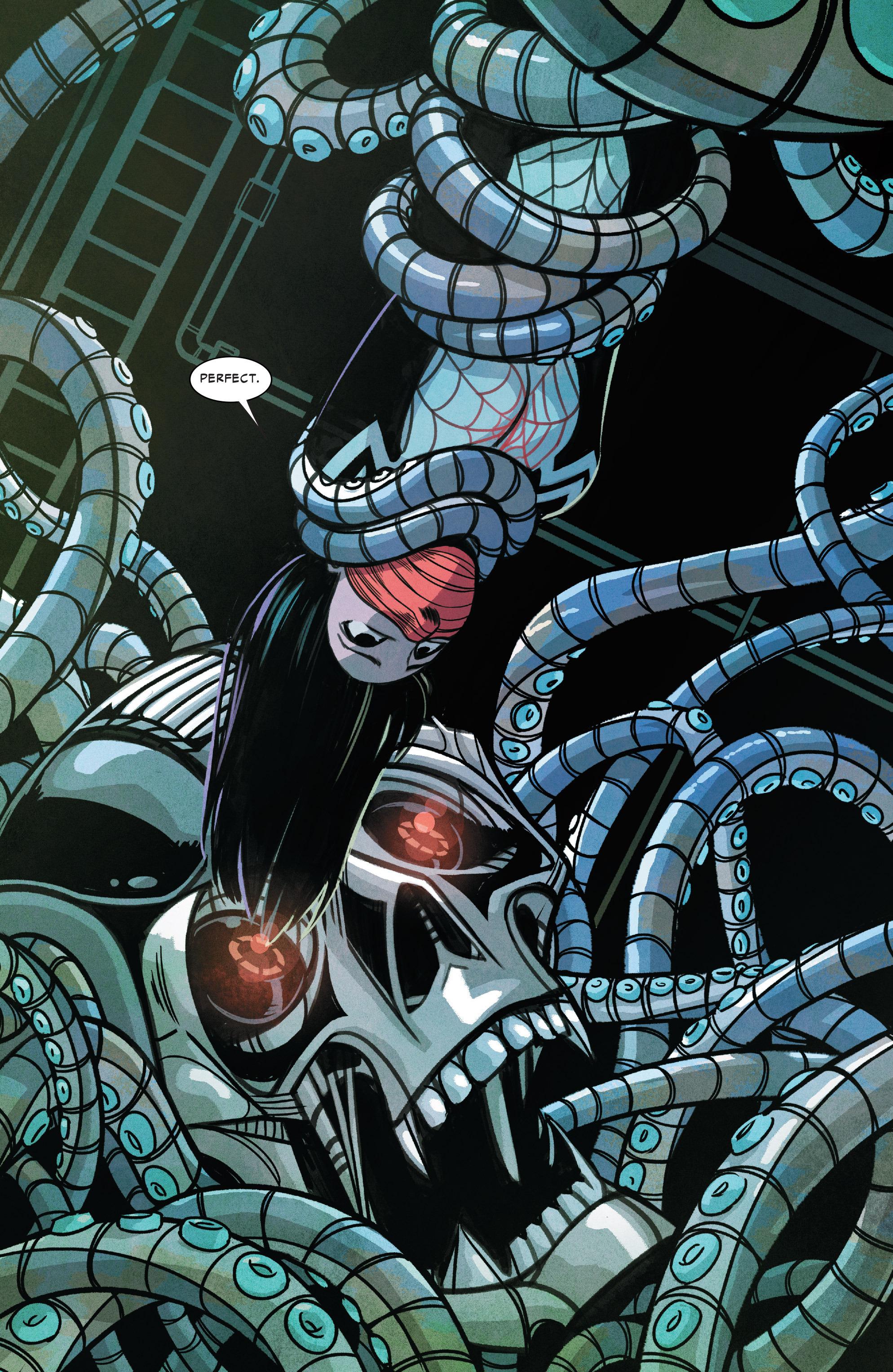 Read online Silk (2015) comic -  Issue #2 - 5