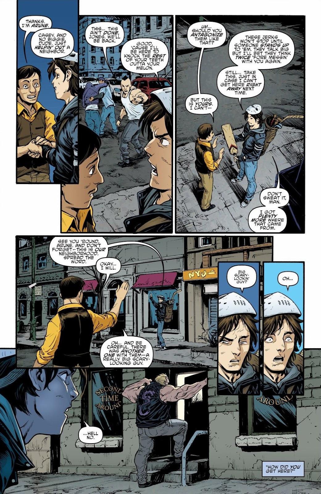 Read online Teenage Mutant Ninja Turtles: The IDW Collection comic -  Issue # TPB 6 (Part 2) - 14