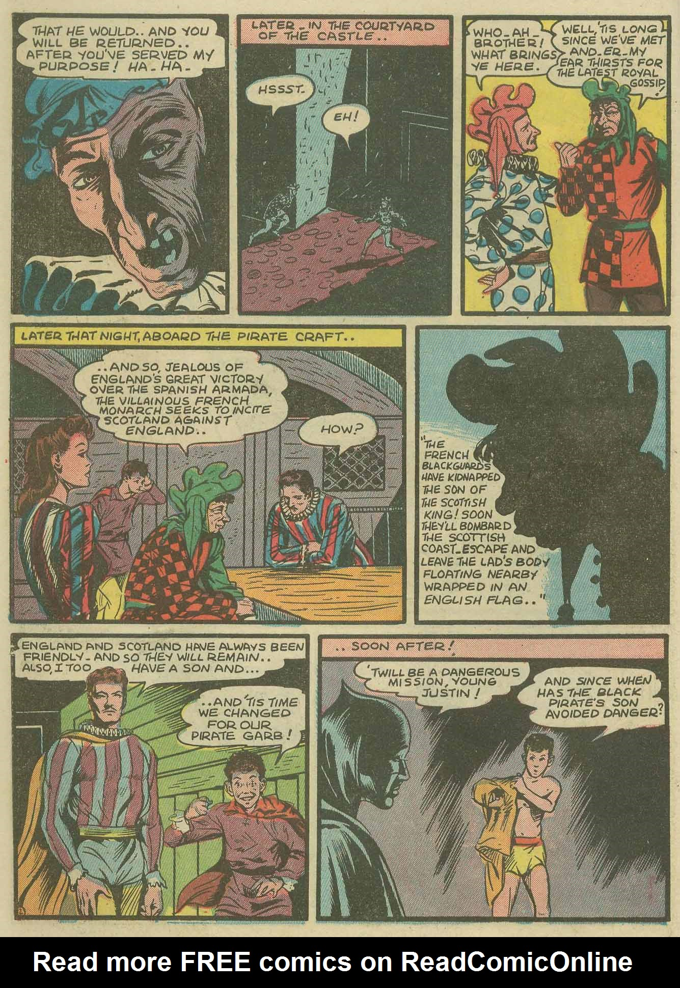 Read online Sensation (Mystery) Comics comic -  Issue #9 - 18