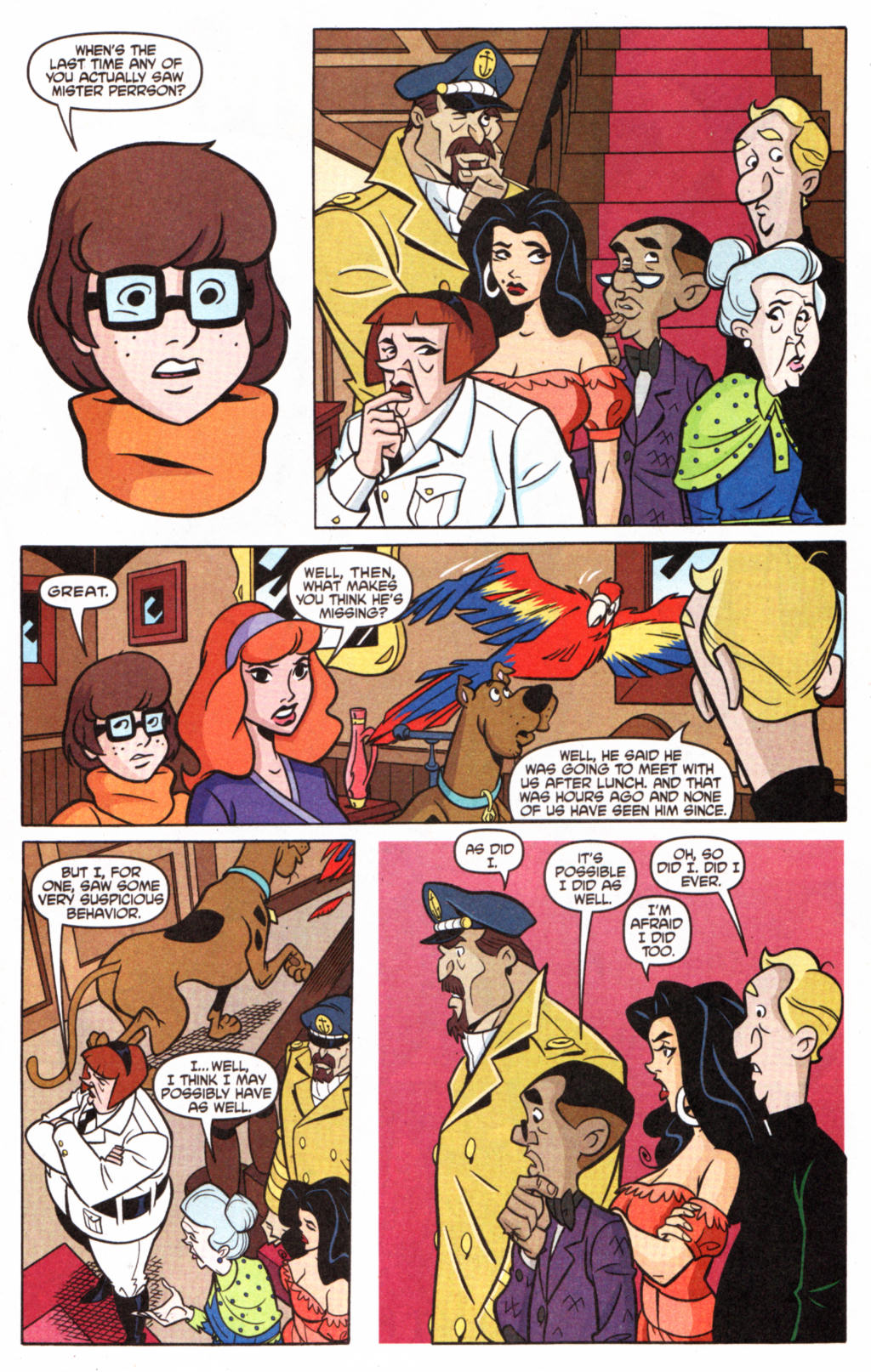 Read online Scooby-Doo (1997) comic -  Issue #118 - 16
