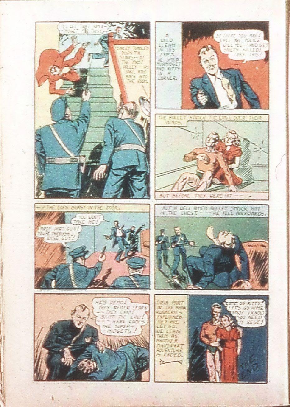 Read online Amazing Man Comics comic -  Issue #9 - 43