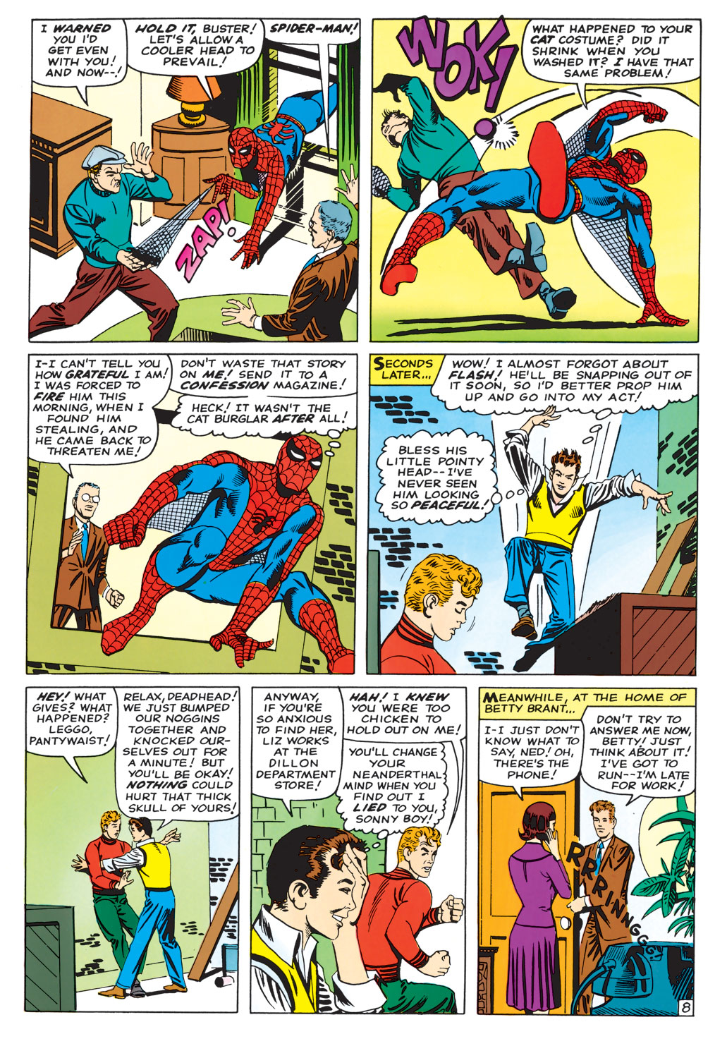The Amazing Spider-Man (1963) 30 Page 8