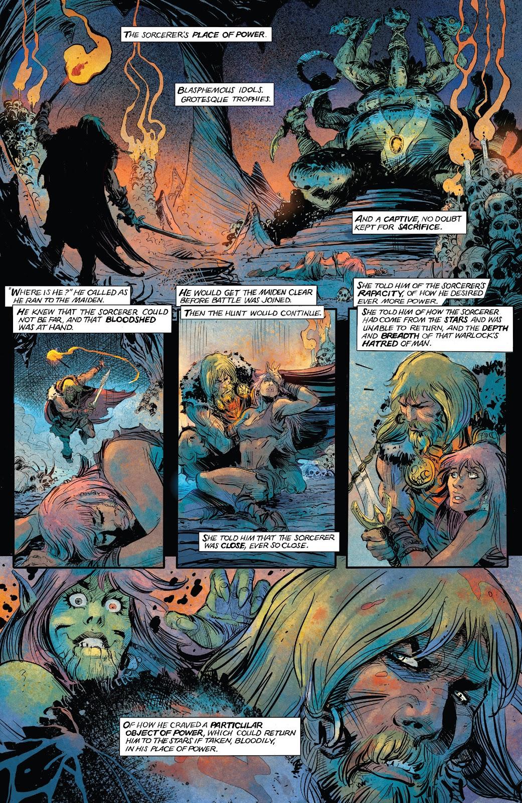 Read online Bizarre Adventures (2019) comic -  Issue # Full - 9