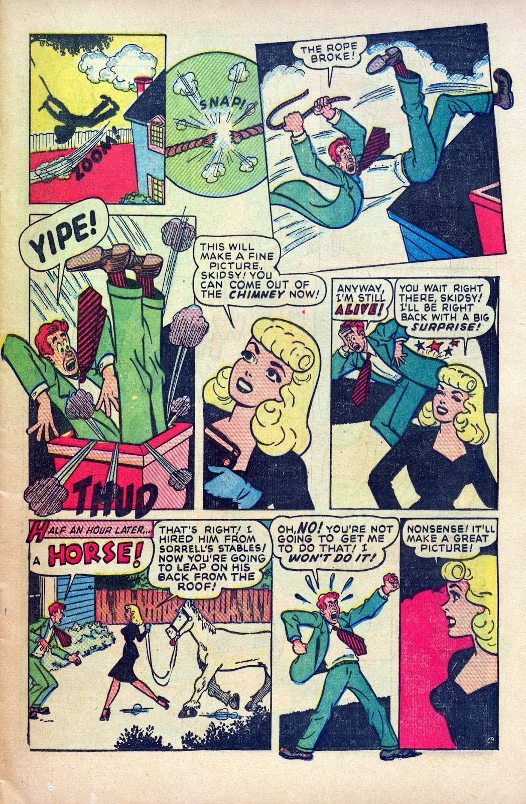 Read online Joker Comics comic -  Issue #31 - 13