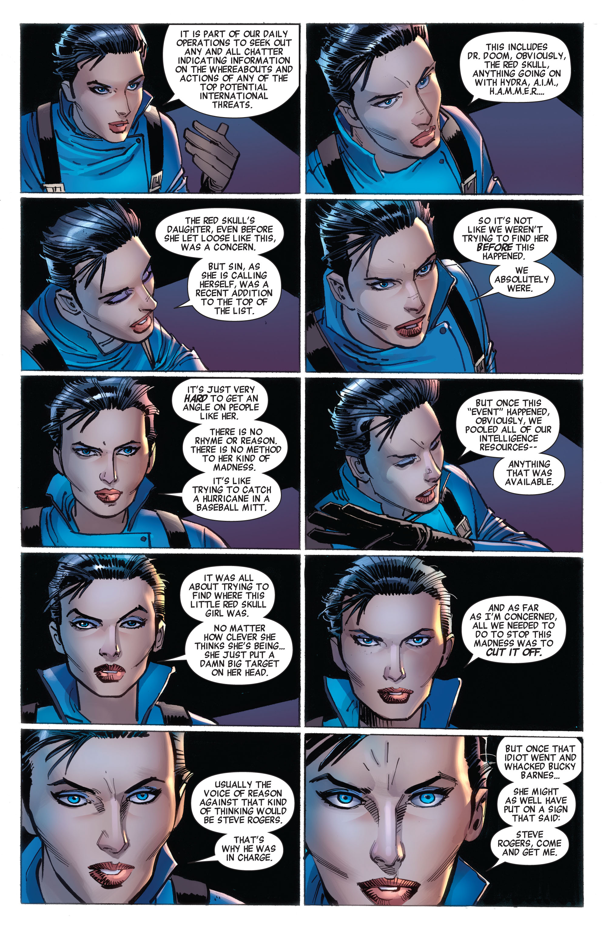 Read online Avengers (2010) comic -  Issue #16 - 7