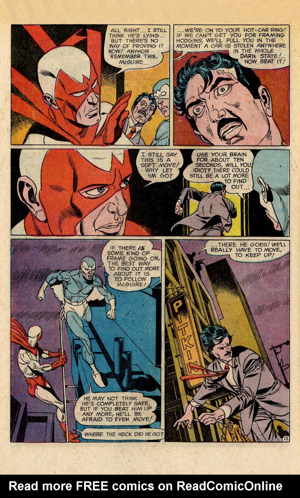 The Hawk and the Dove issue 5 - Page 16