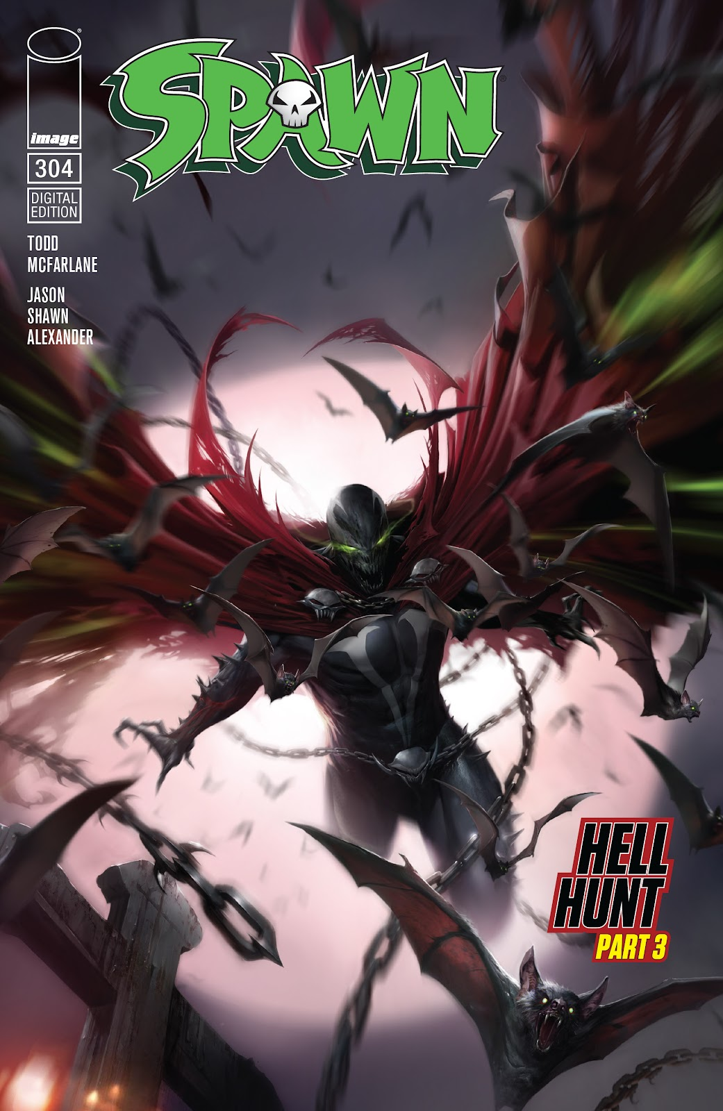 Spawn issue 304 - Page 1