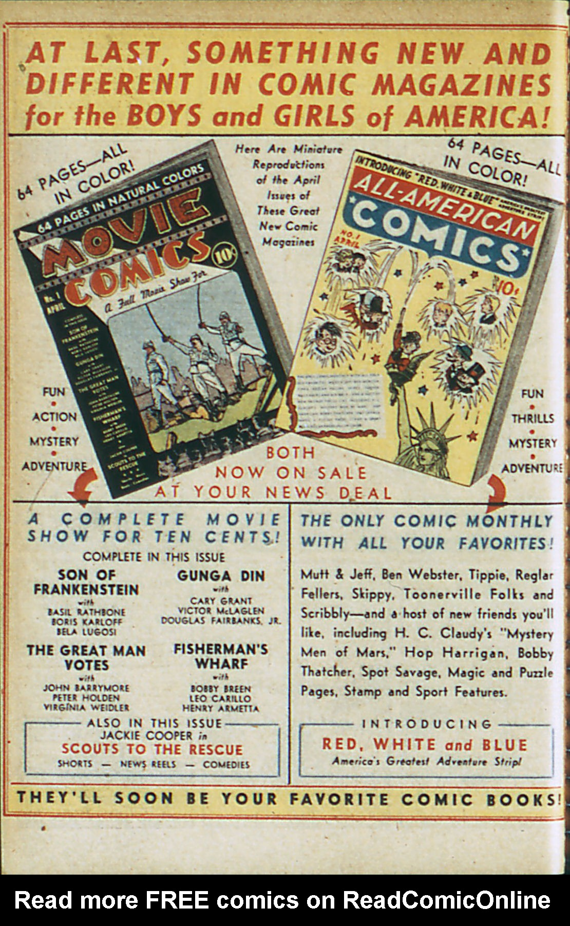 Read online Adventure Comics (1938) comic -  Issue #37 - 67