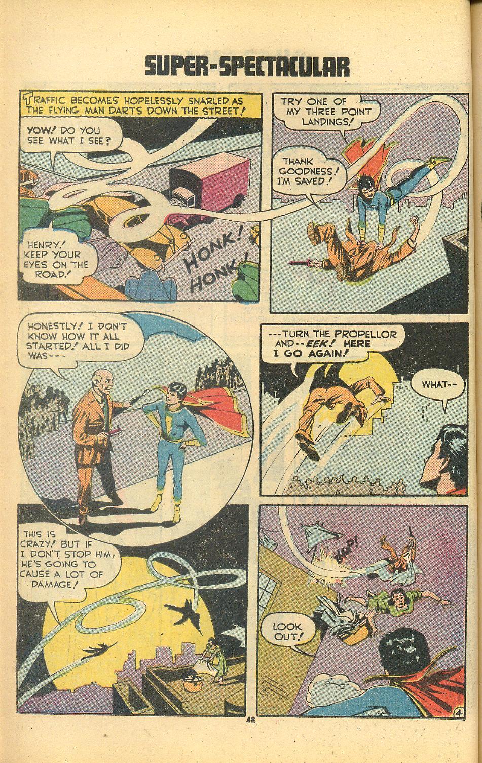 Read online Shazam! (1973) comic -  Issue #8 - 48