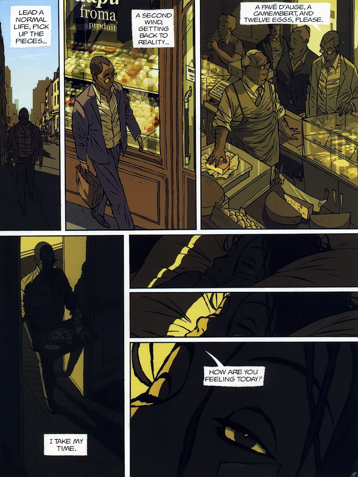 Read online The Killer comic -  Issue #7 - 11