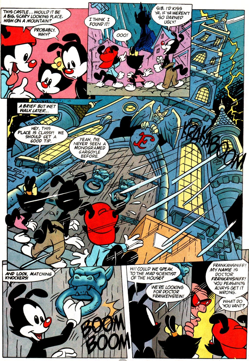Animaniacs (1995) issue 11 - Page 18