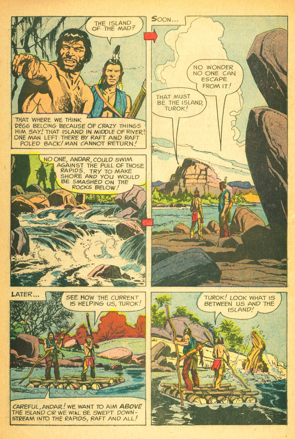 Read online Turok, Son of Stone comic -  Issue #27 - 6