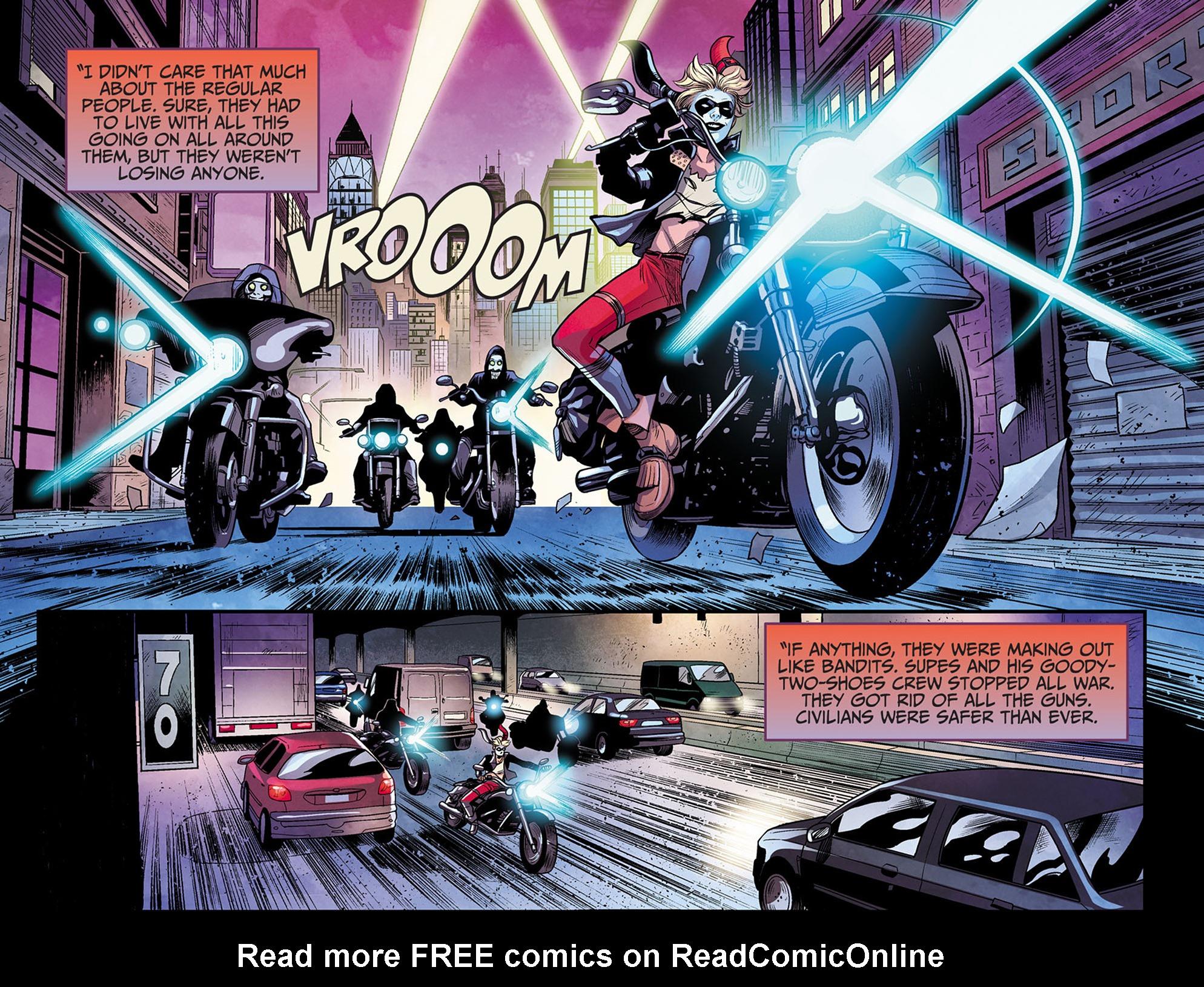 Read online Injustice: Ground Zero comic -  Issue #3 - 14