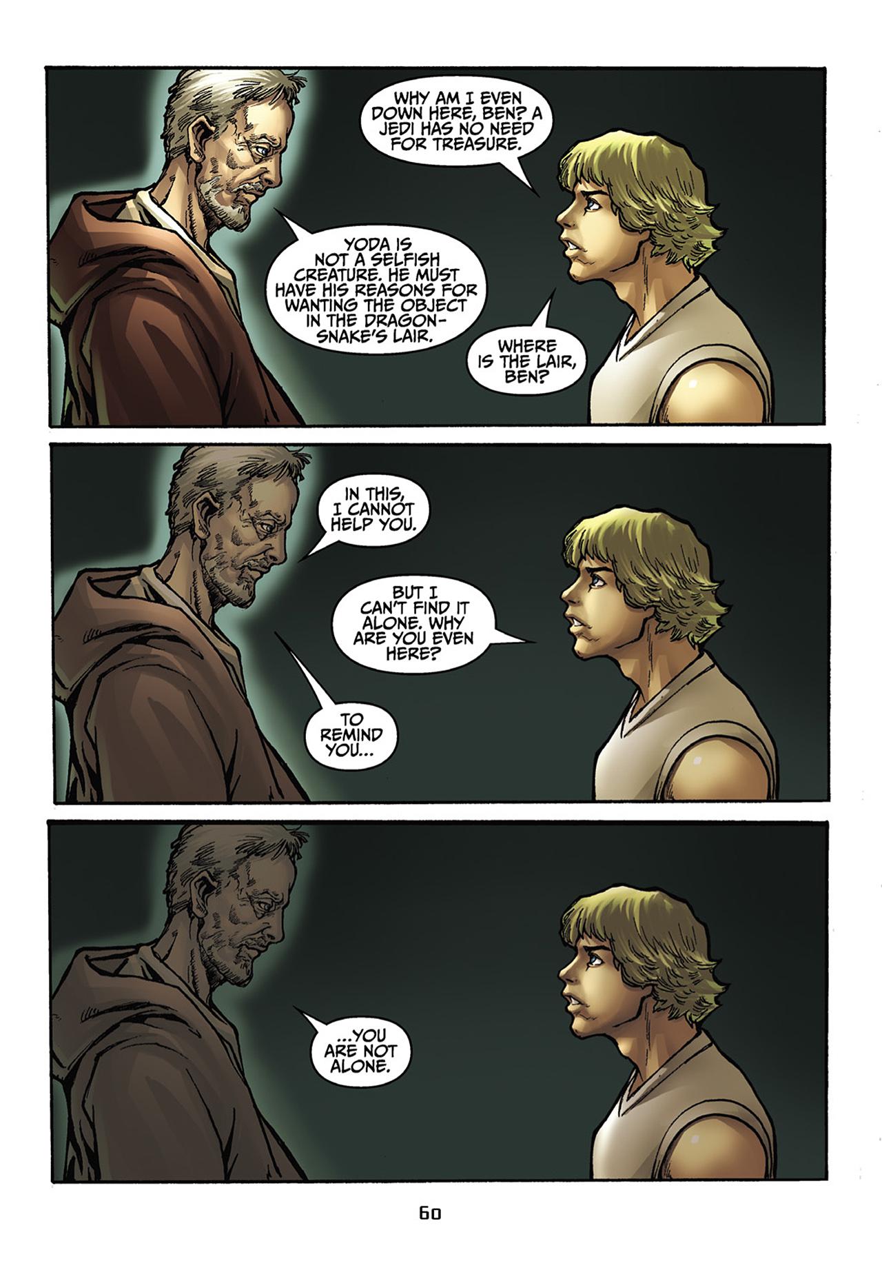 Read online Star Wars Omnibus comic -  Issue # Vol. 33 - 222