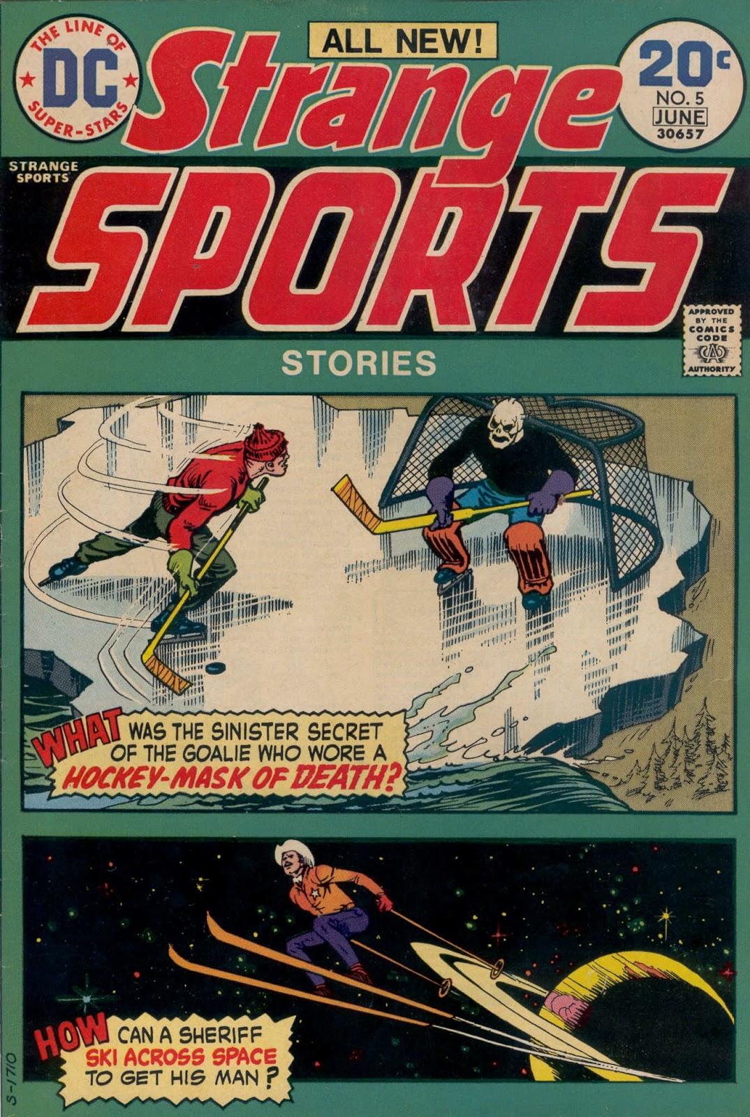 Strange Sports Stories (1973) 5 Page 1