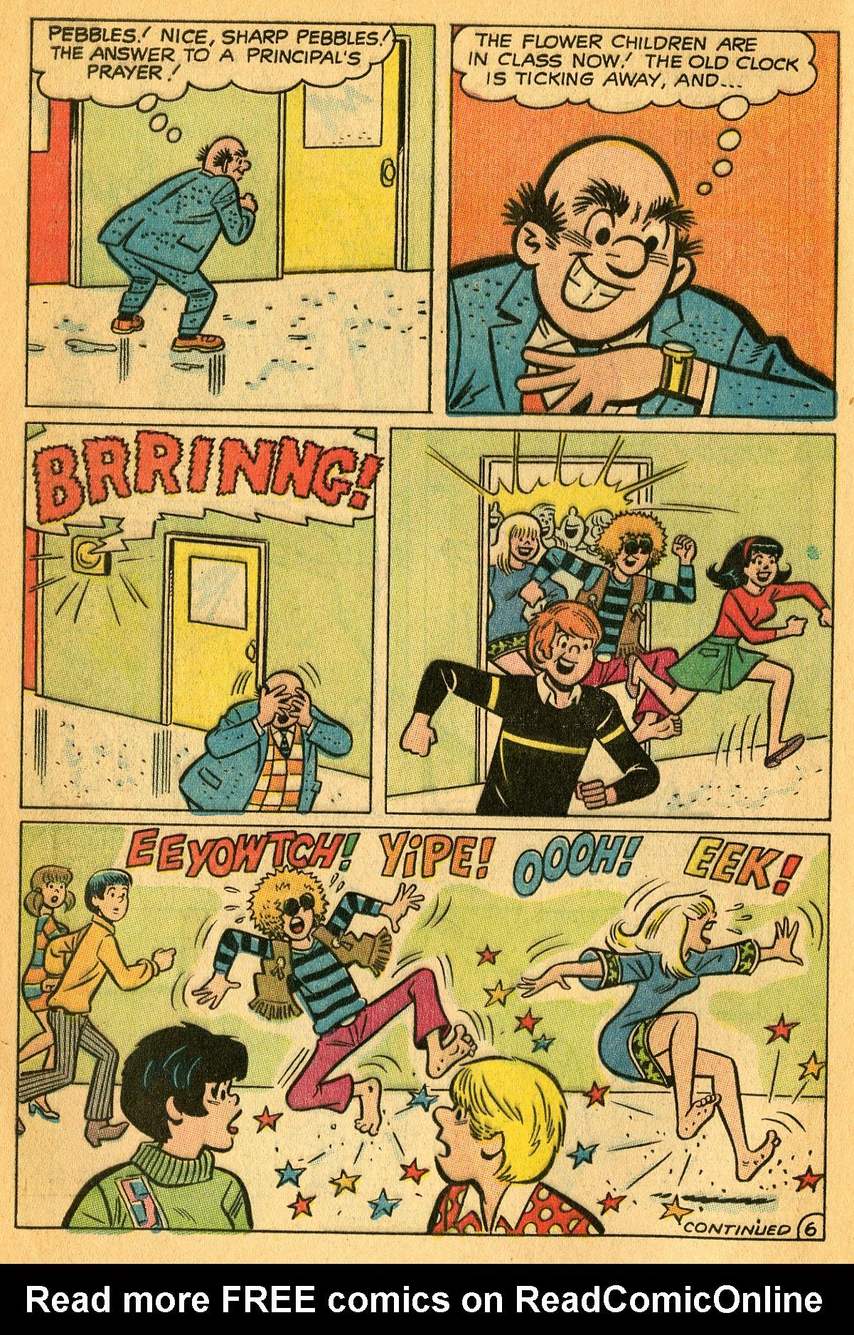 Read online She's Josie comic -  Issue #40 - 8