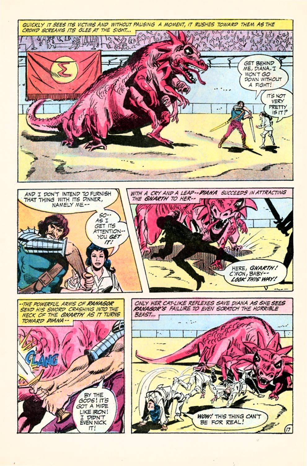 Read online Wonder Woman (1942) comic -  Issue #190 - 22