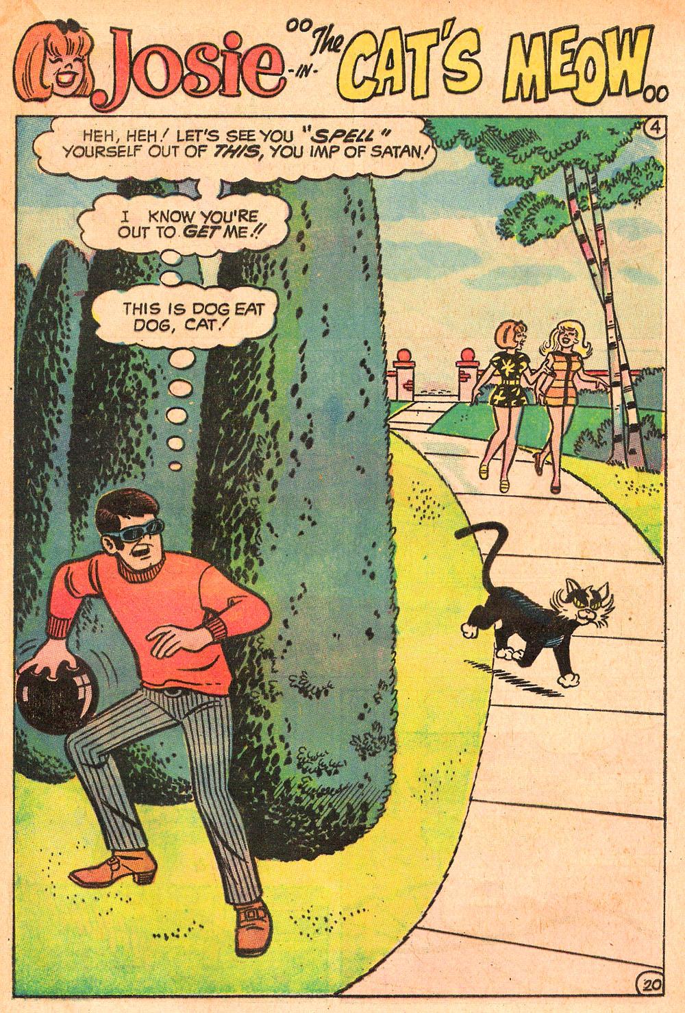 Read online She's Josie comic -  Issue #43 - 29