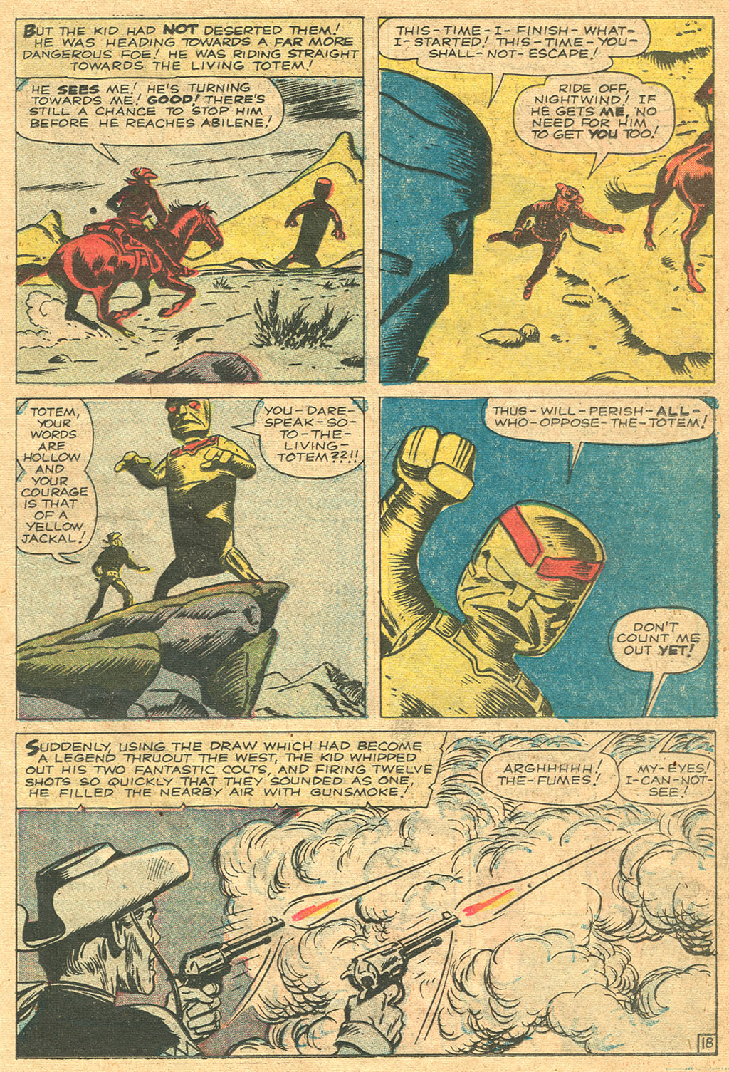 The Rawhide Kid (1955) issue 22 - Page 23