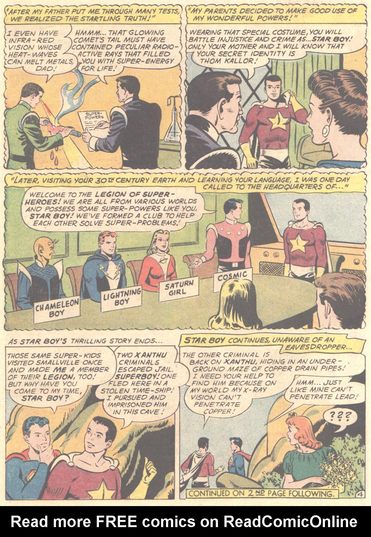 Read online Adventure Comics (1938) comic -  Issue #356 - 22