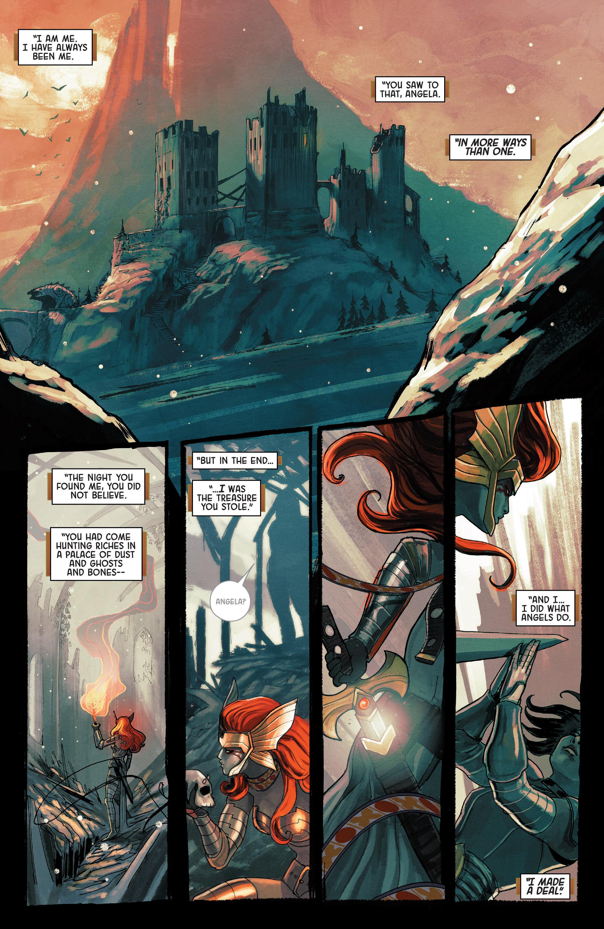Read online Angela: Asgard's Assassin comic -  Issue #4 - 14
