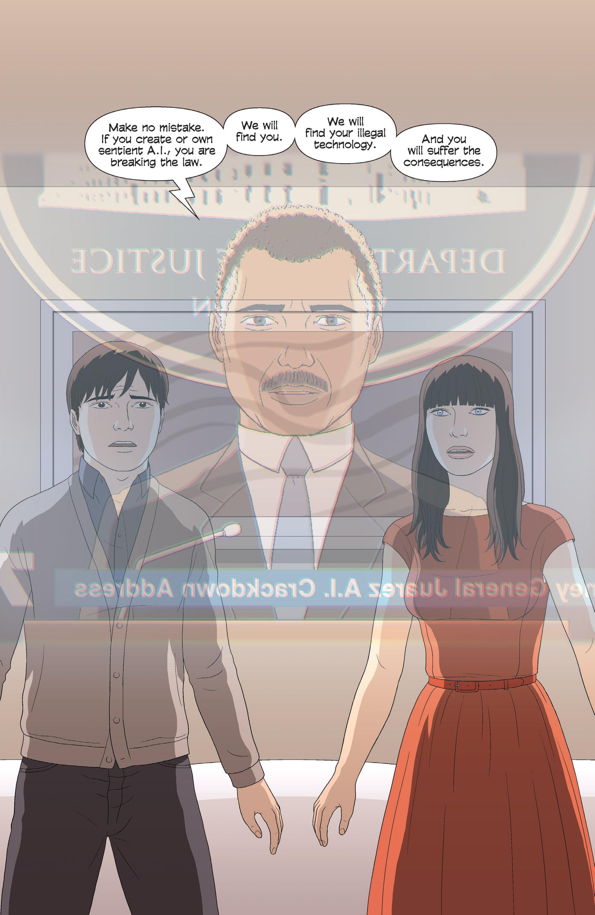 Read online Alex   Ada comic -  Issue #7 - 24