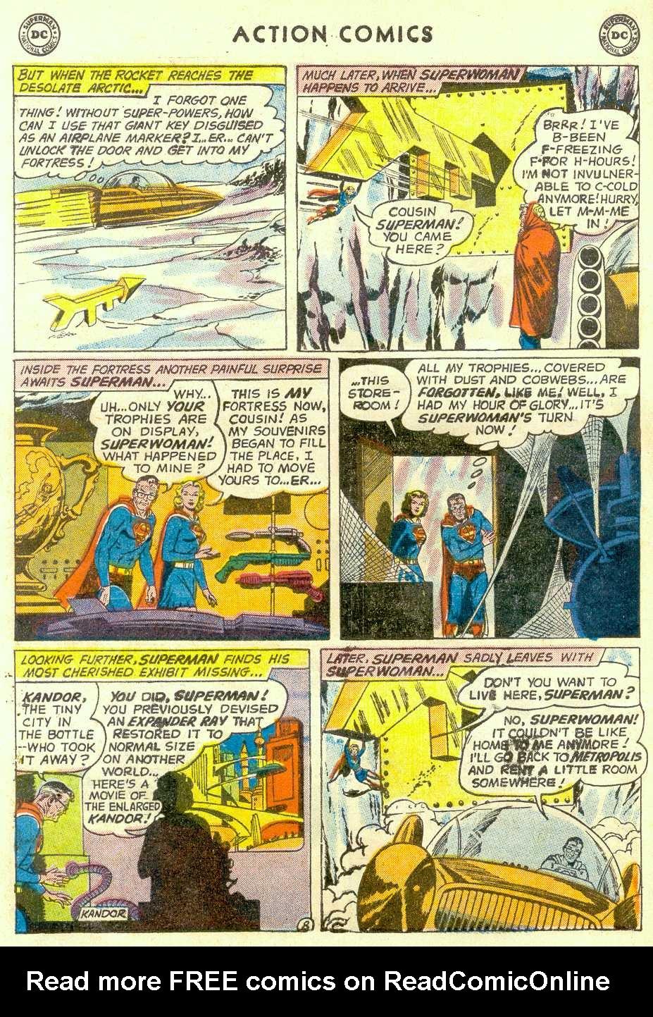 Action Comics (1938) 270 Page 9