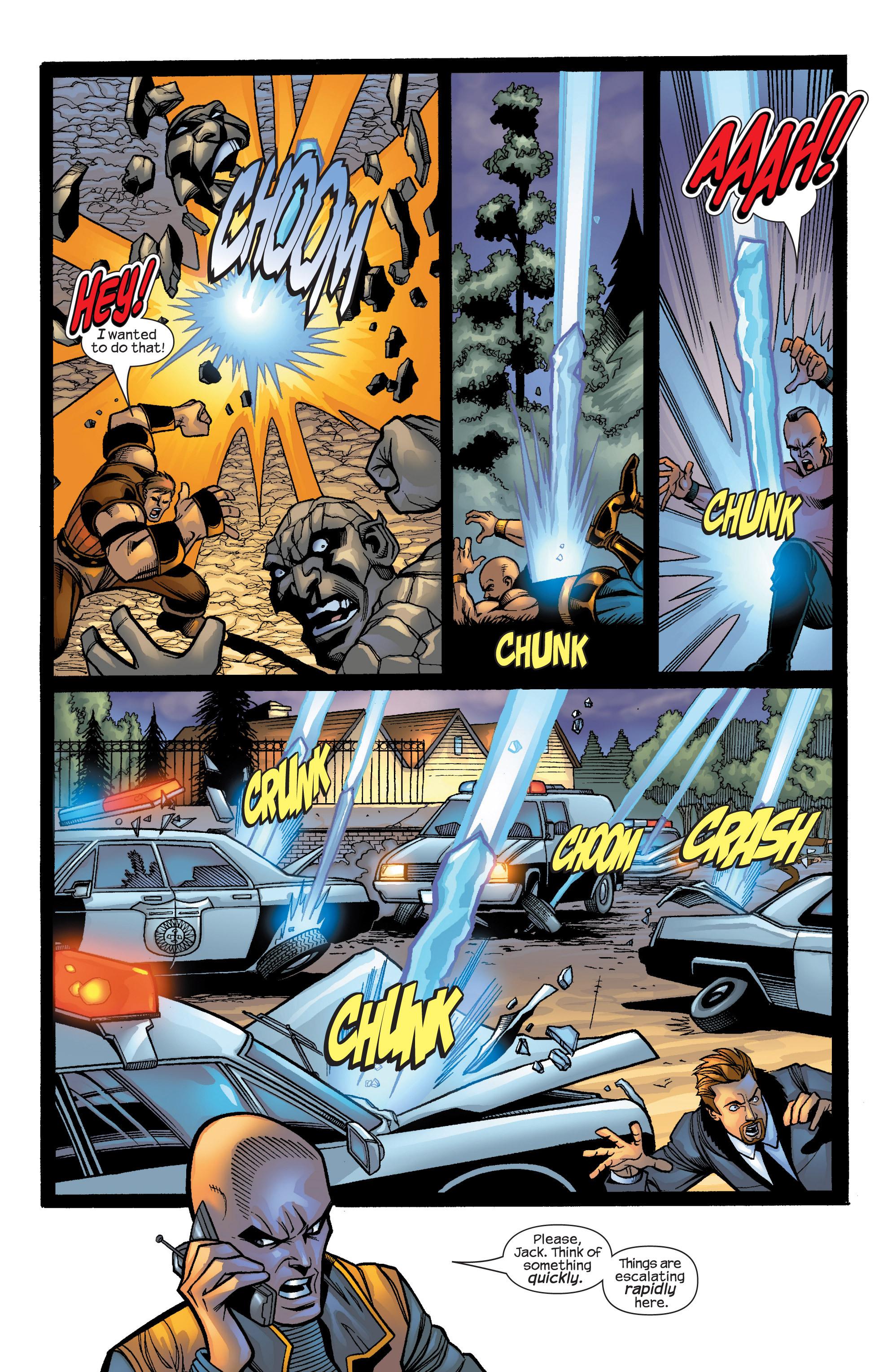 Read online Uncanny X-Men (1963) comic -  Issue #422 - 26